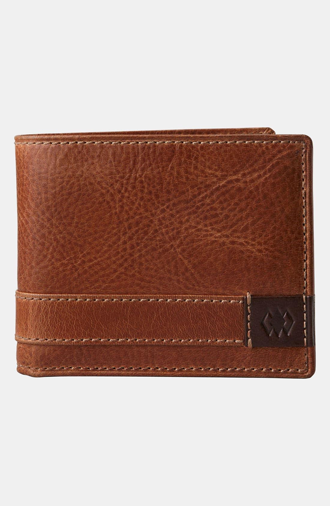 Alternate Image 2  - Fossil 'Madison' Travel Wallet