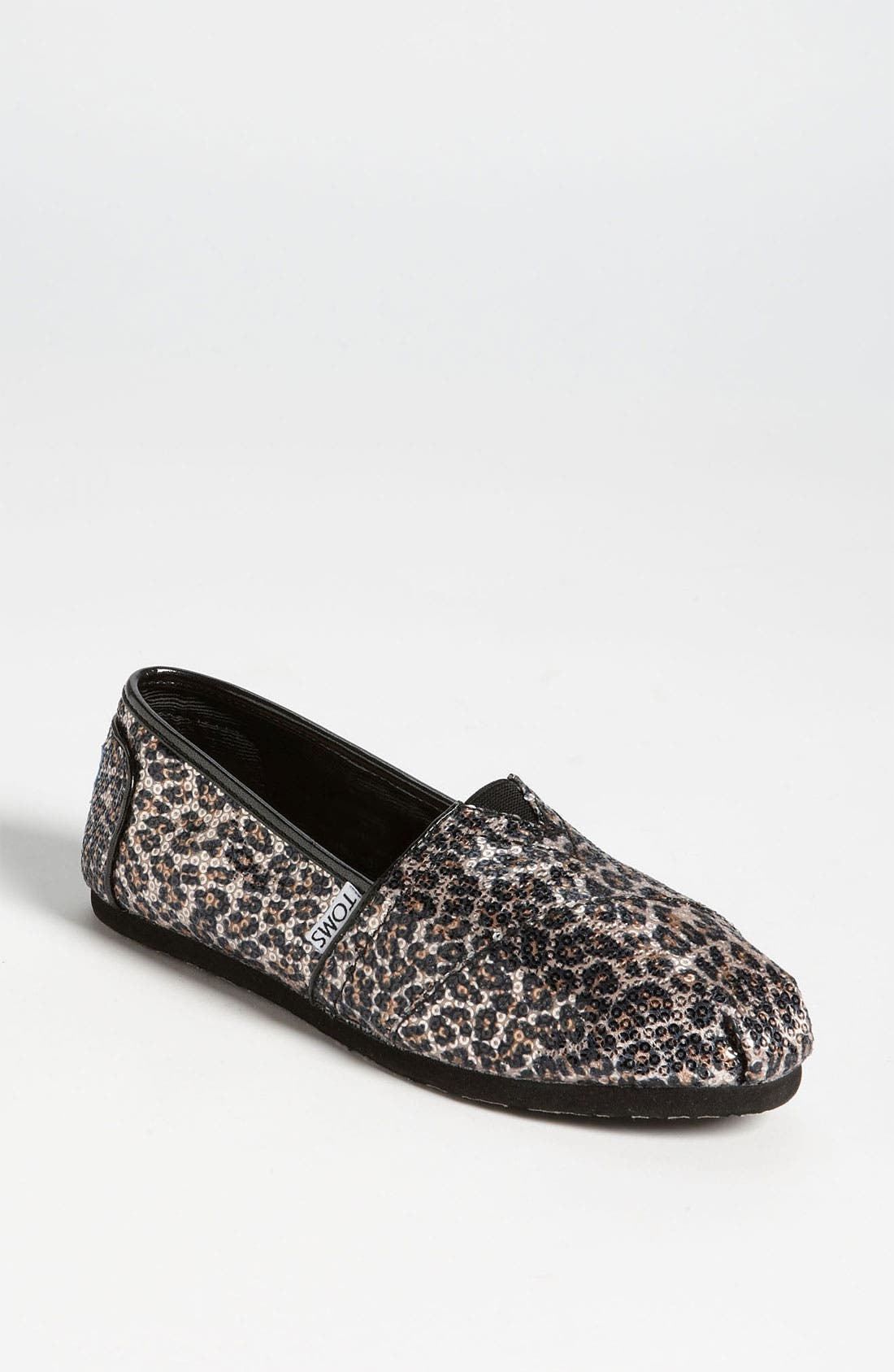 Main Image - TOMS 'Classic Panthera - Sequins' Slip-On (Women) (Nordstrom Exclusive)