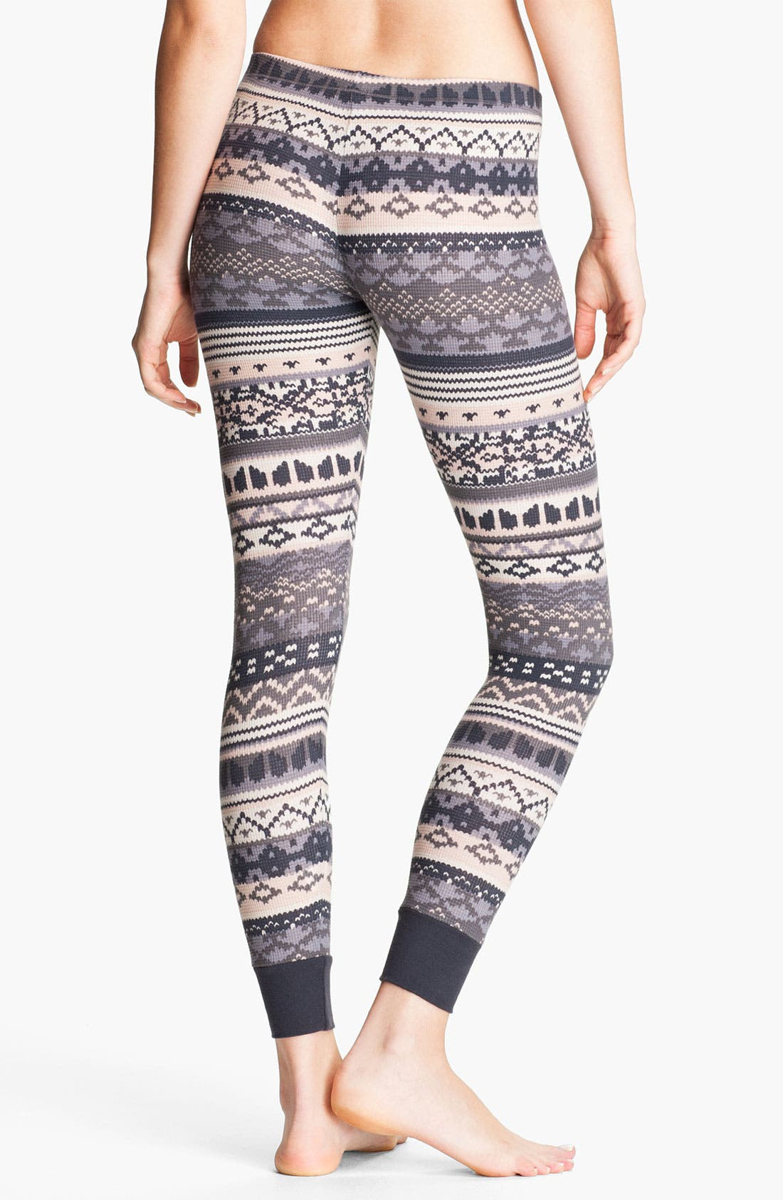 Alternate Image 2  - Splendid 'Breckenridge' Thermal Leggings