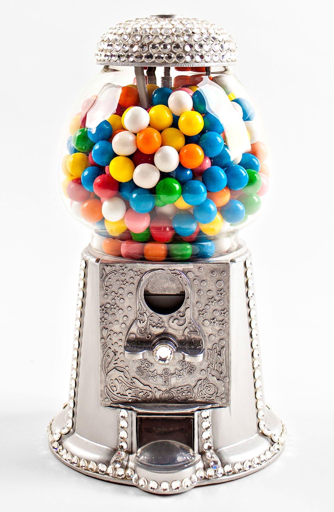 Alternate Image 1 Selected - Glitzy Bella 'Junior' Swarovski Crystal Gumball Machine