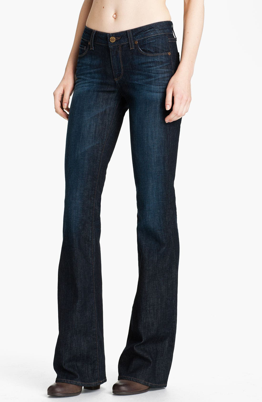 Alternate Image 1 Selected - Paige Denim 'Skyline' Bootcut Jeans (Hartley)