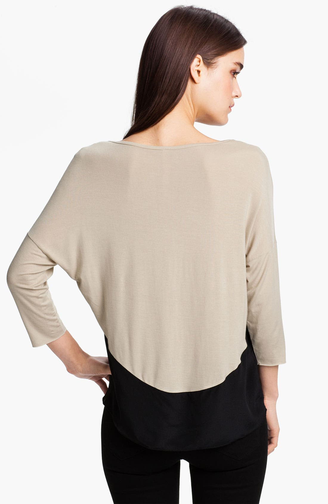 Alternate Image 2  - Bailey 44 Colorblock Dolman Top