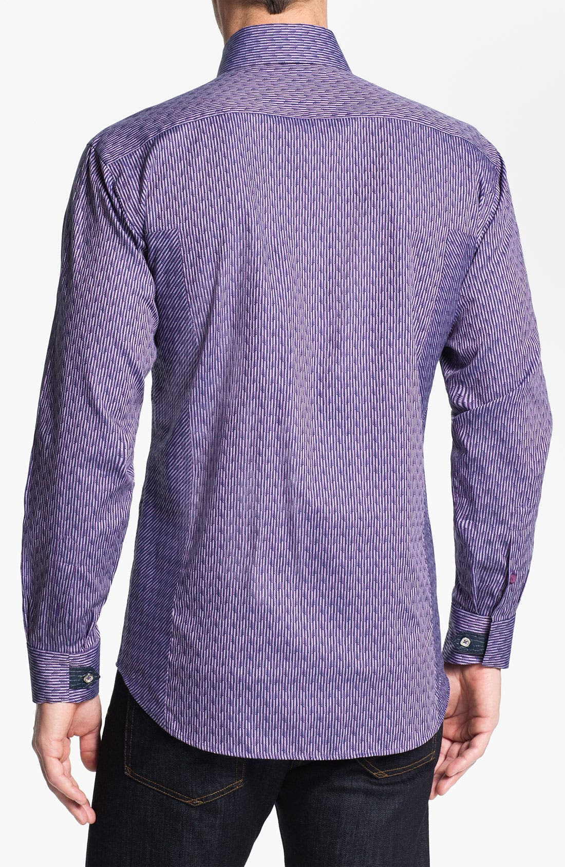 Alternate Image 3  - Bogosse 'Clau 89' Sport Shirt
