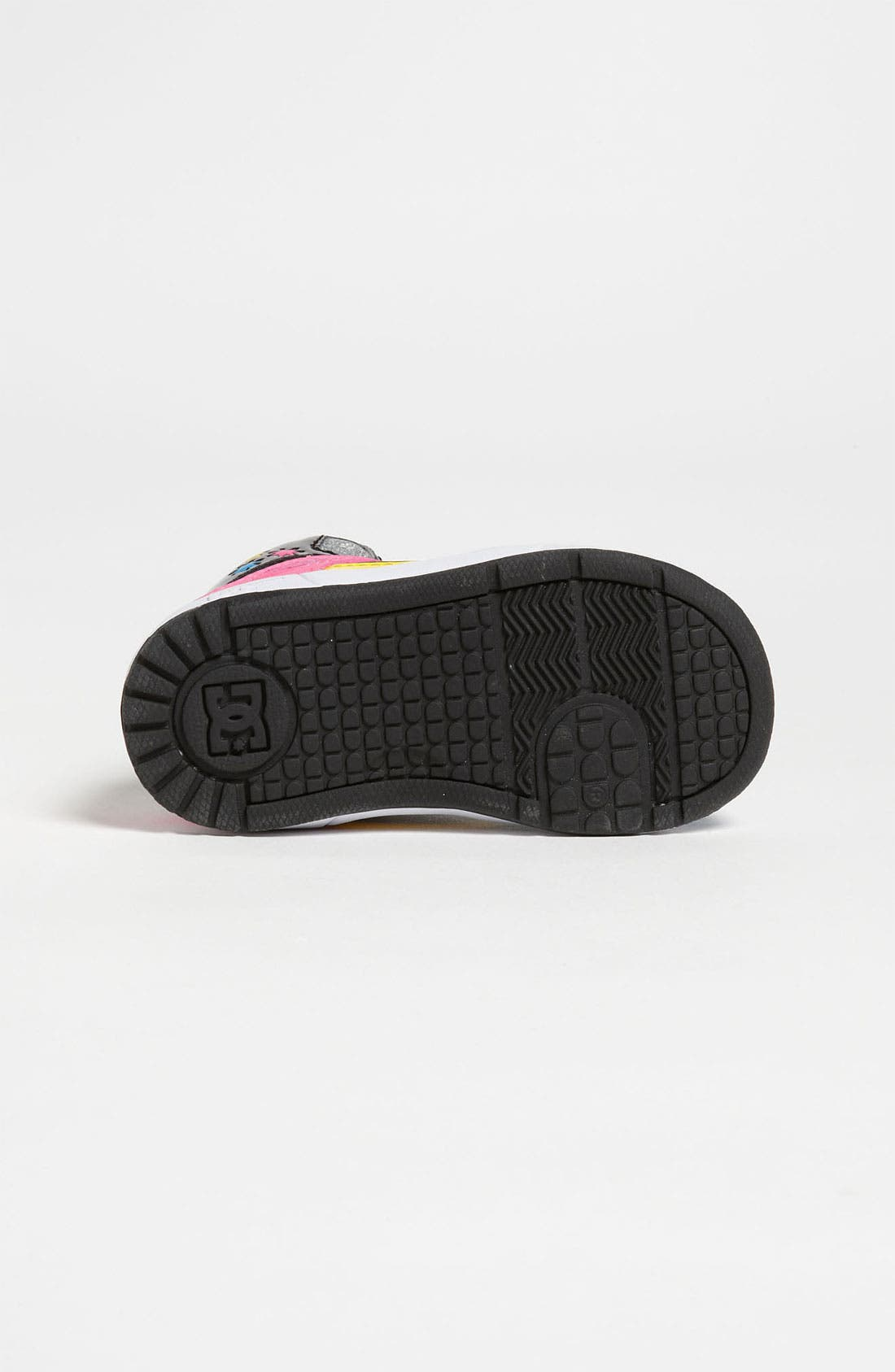 Alternate Image 4  - DC Shoes 'Rebound' Sneaker (Walker & Toddler)