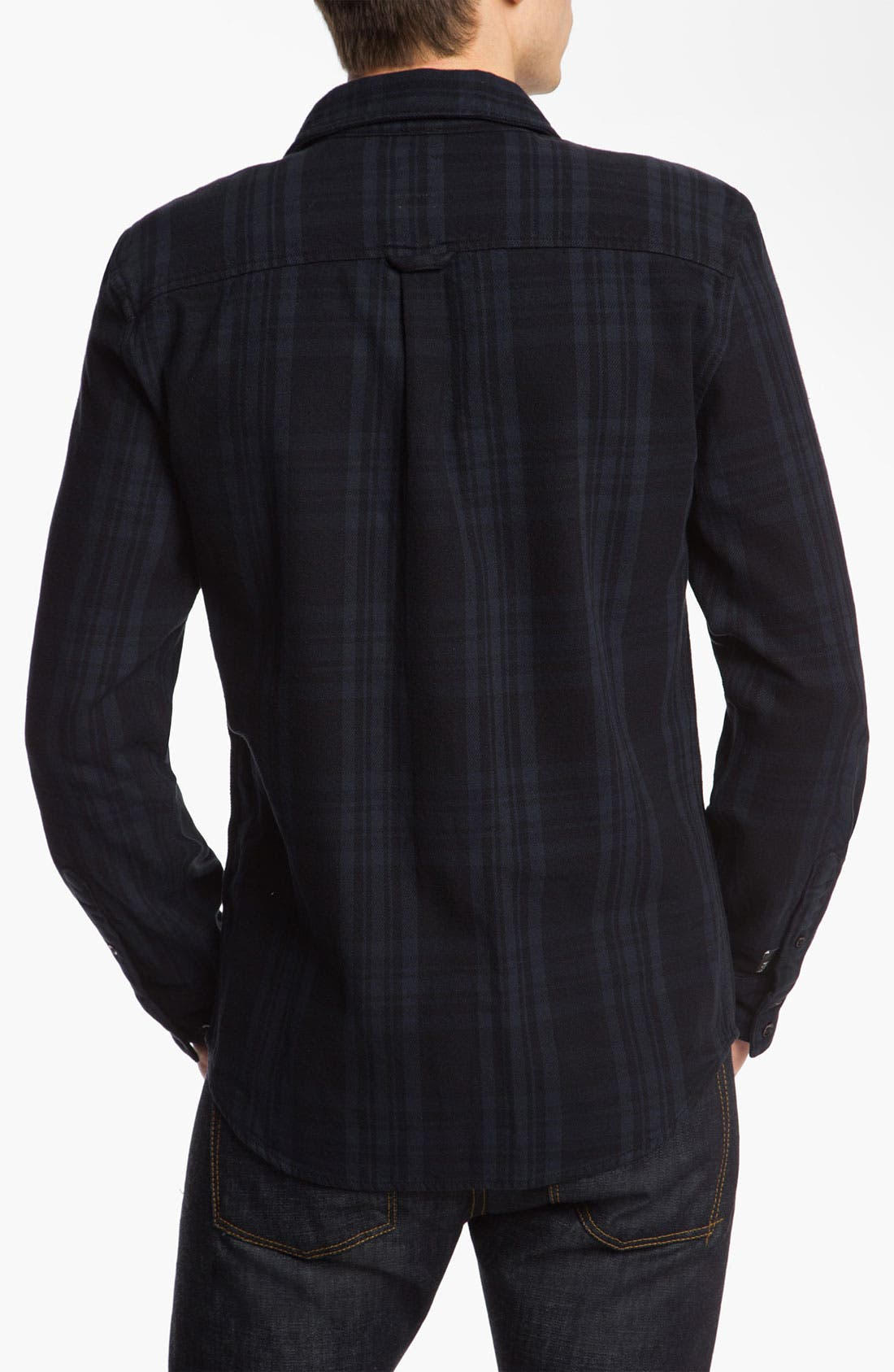 Alternate Image 2  - VSTR 'Jackson' Plaid Woven Shirt