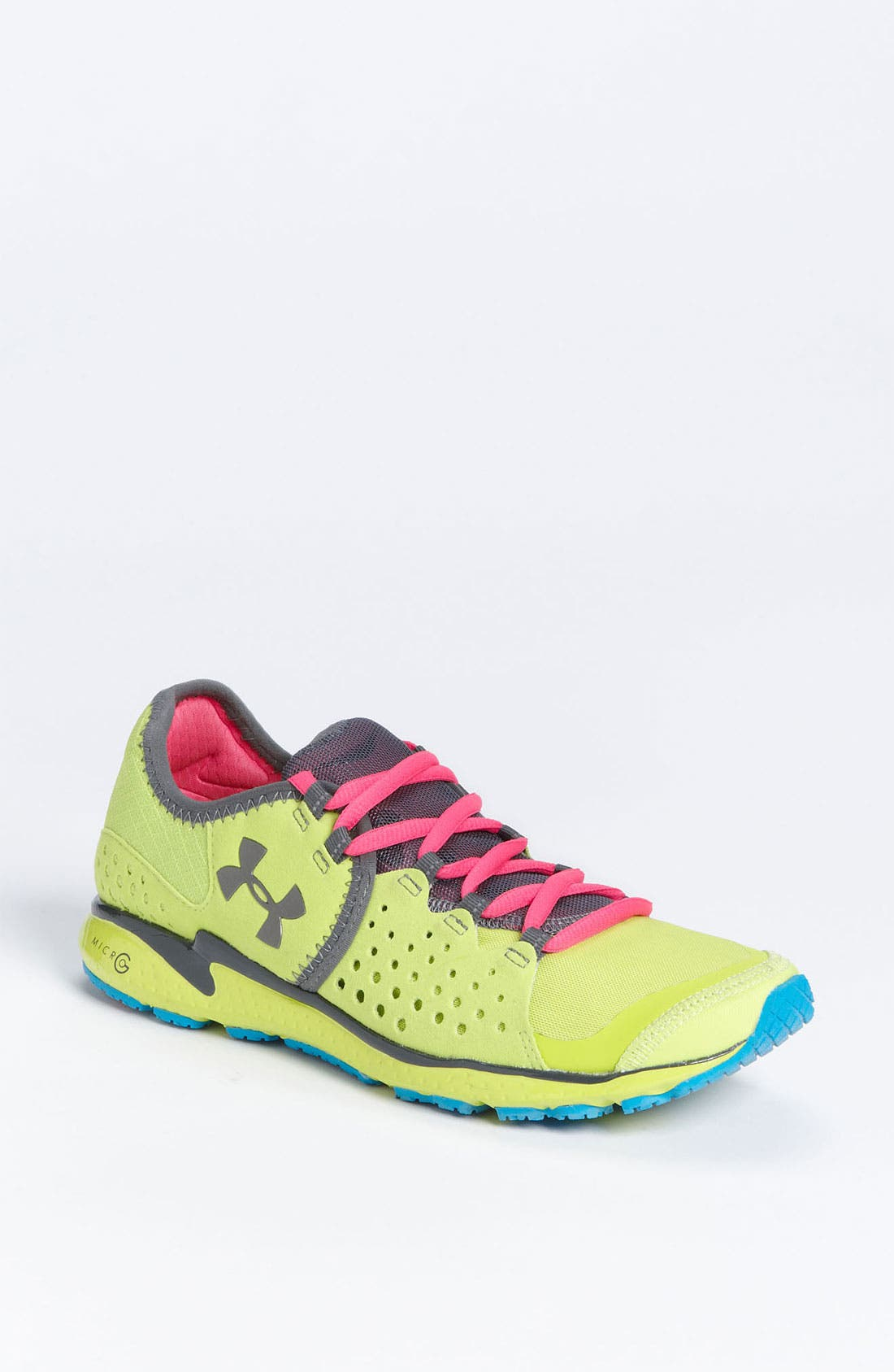 Alternate Image 1 Selected - Under Armour 'Micro G® Mantis' Running Shoe (Women)