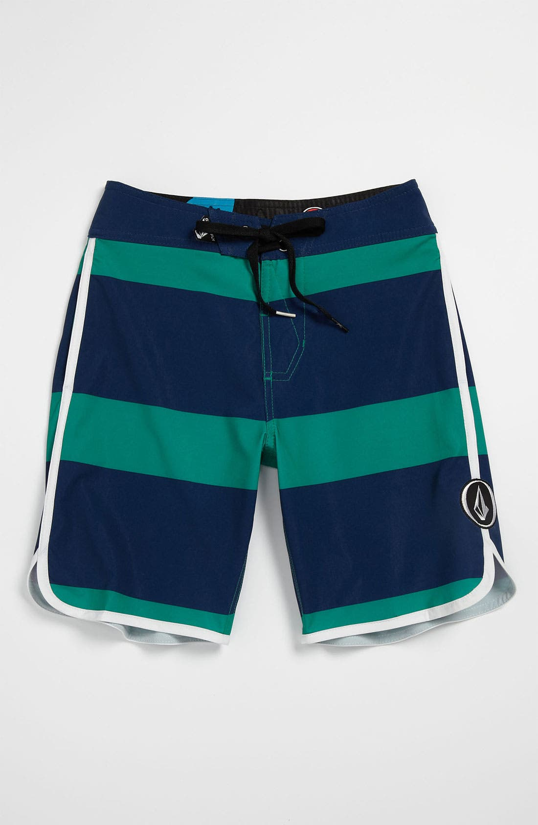 Alternate Image 1 Selected - Volcom 'Scallop' Board Shorts (Big Boys)