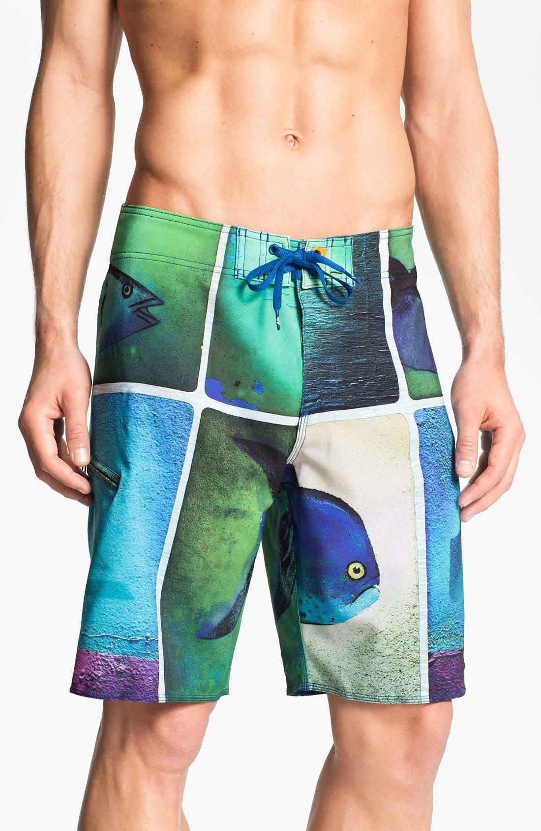 Main Image - Quiksilver Waterman 'Sashimi' Board Shorts