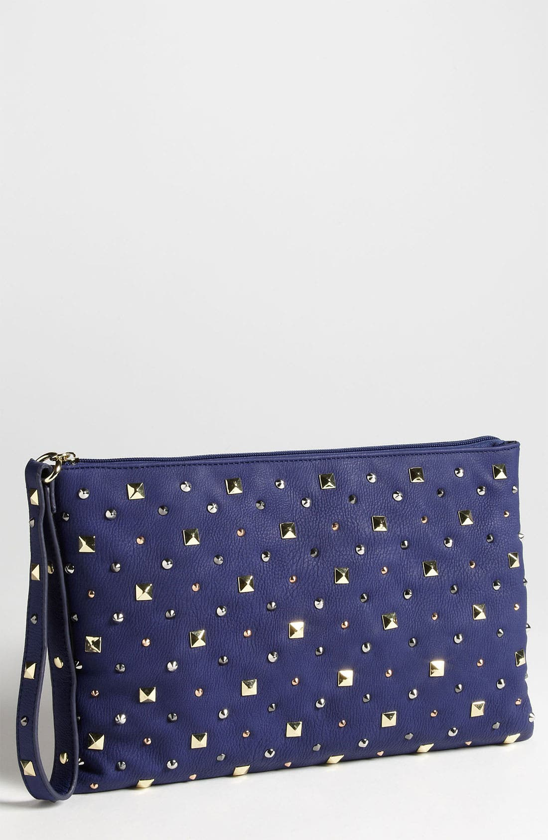 Alternate Image 1 Selected - Steve Madden 'Stud Love' Clutch