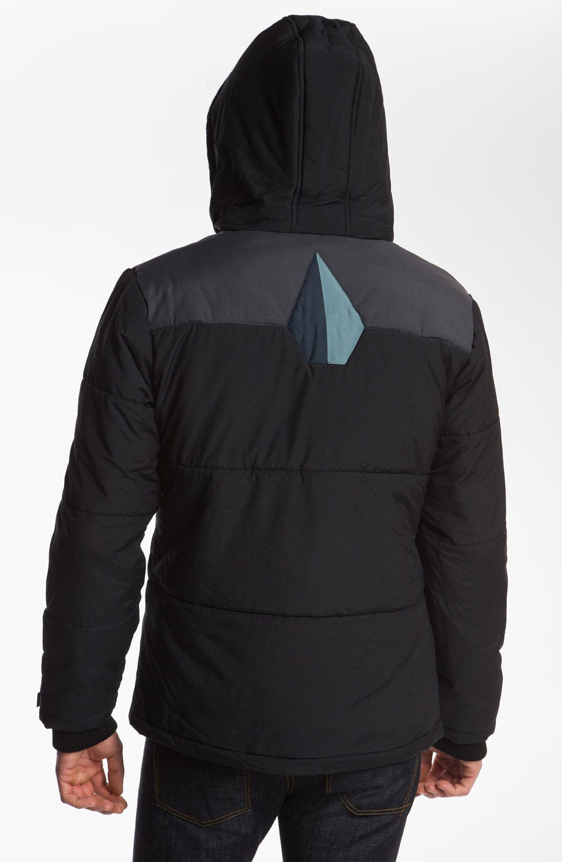 Alternate Image 2  - Volcom 'Hodge Podge' Quilted Jacket
