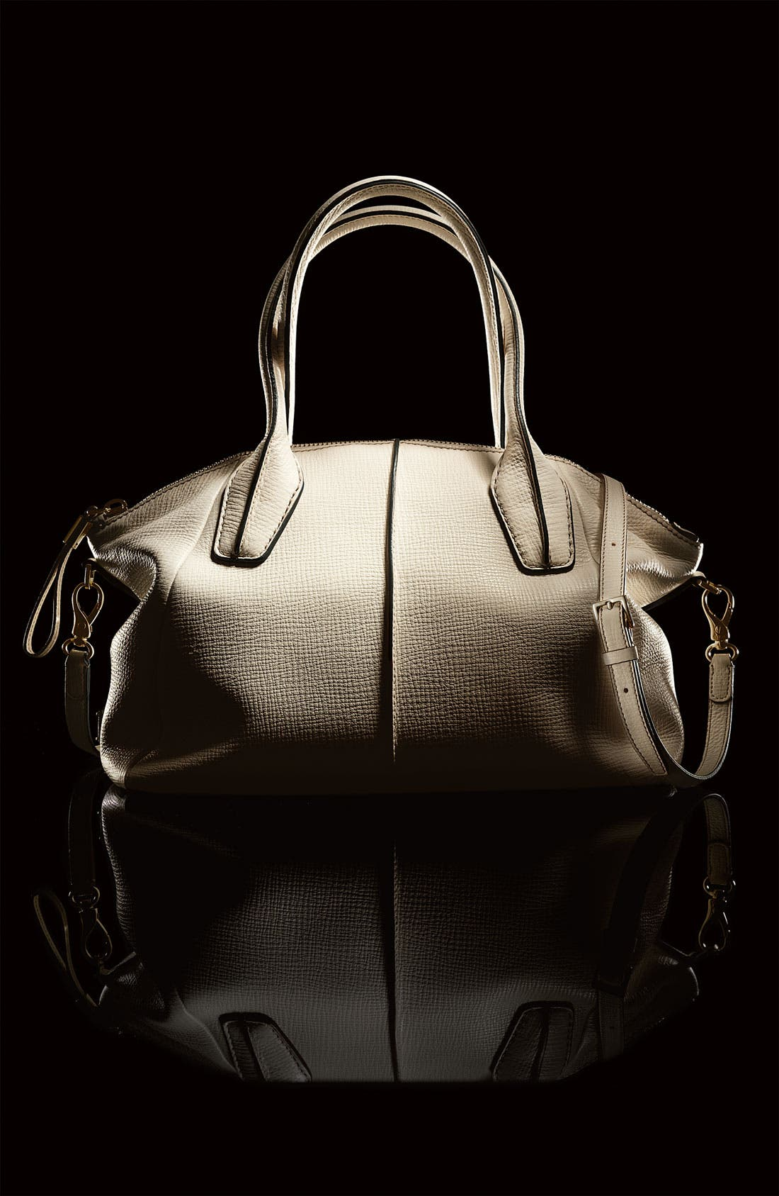 Alternate Image 5  - Tod's 'Medium New D-Styling' Leather Shopper