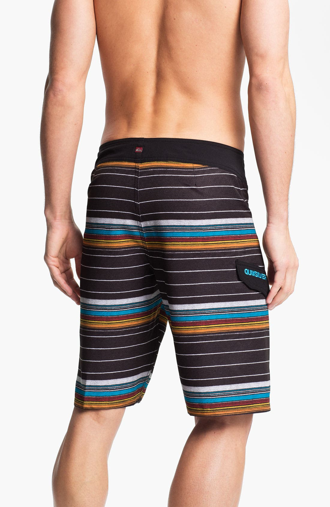 Alternate Image 2  - Quiksilver 'Suit Up' Board Shorts (Online Exclusive)
