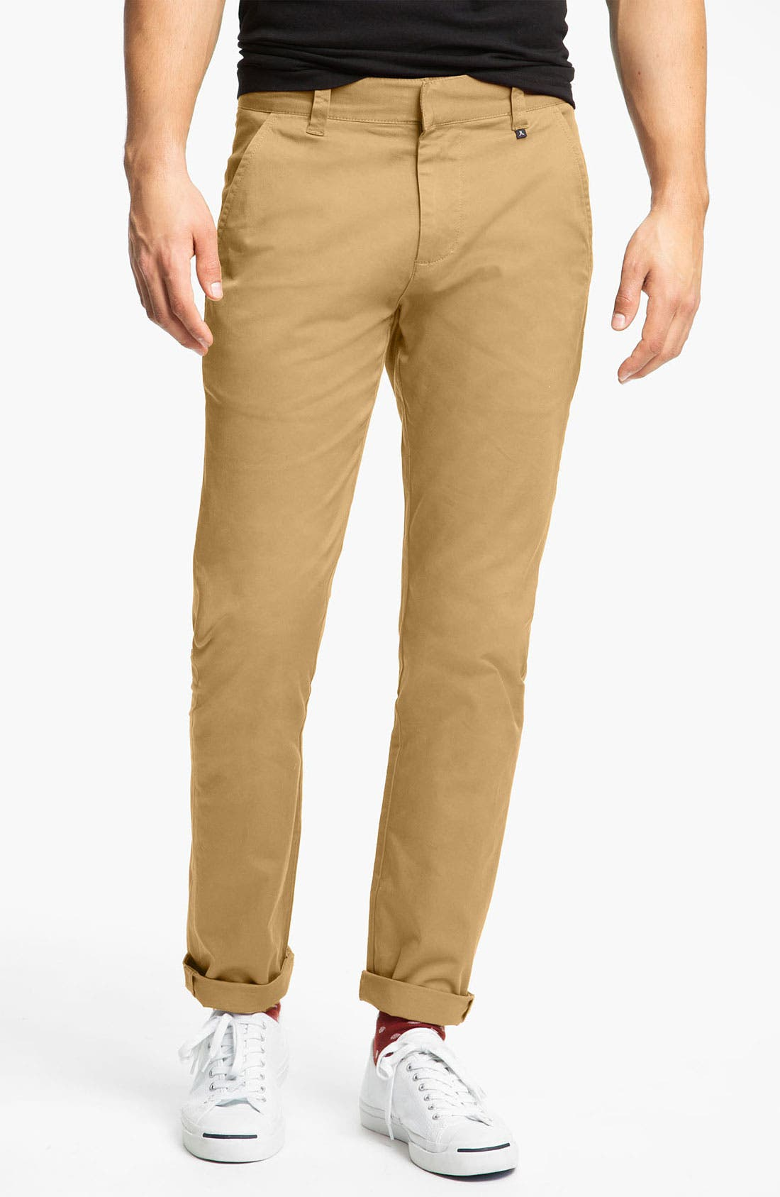 Alternate Image 1 Selected - WeSC 'Eddy' Slim Fit Chinos