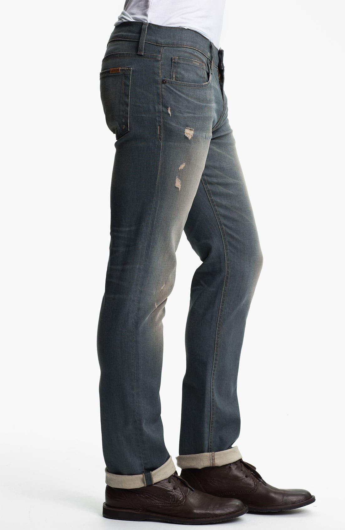 Alternate Image 3  - Joe's 'Brixton' Slim Straight Leg Jeans (Ewan)