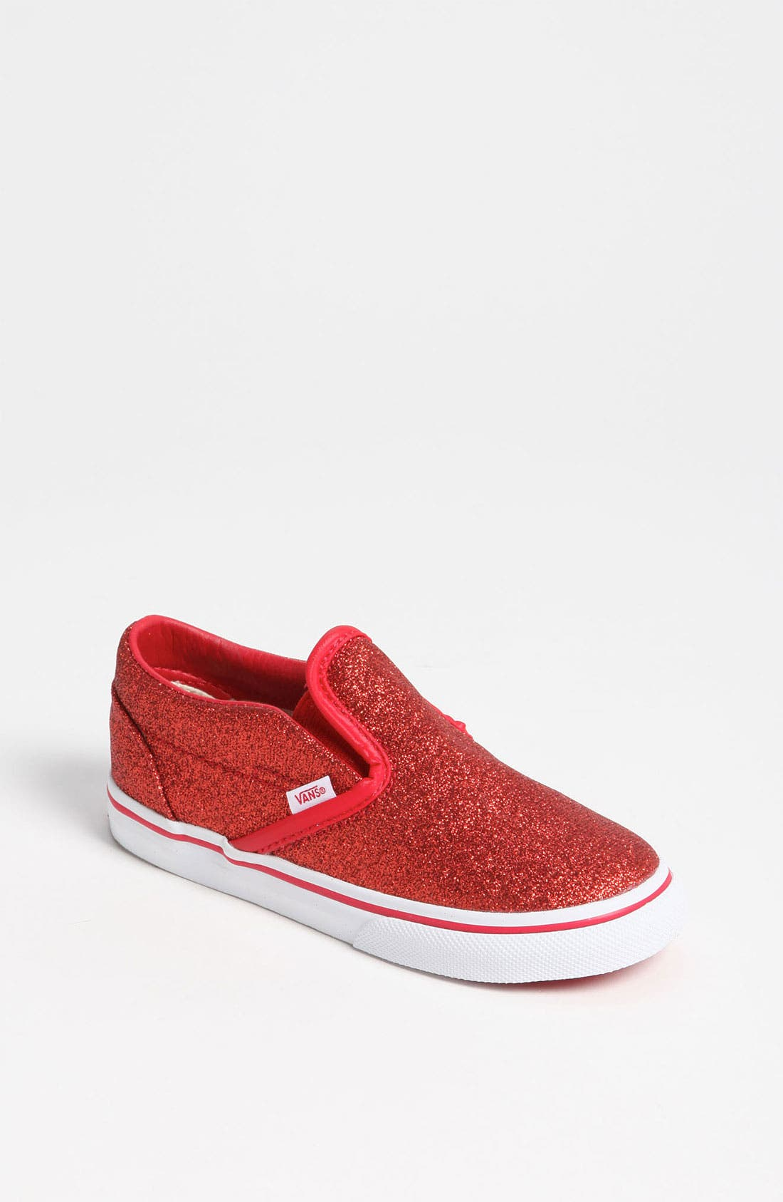 Alternate Image 1 Selected - Vans 'Classic' Slip-On (Baby, Walker & Toddler)