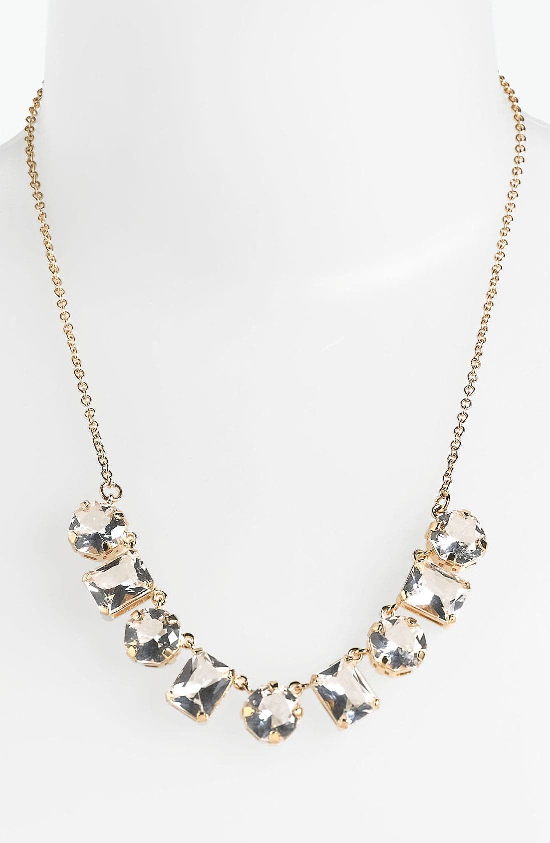Alternate Image 1 Selected - kate spade new york frontal necklace
