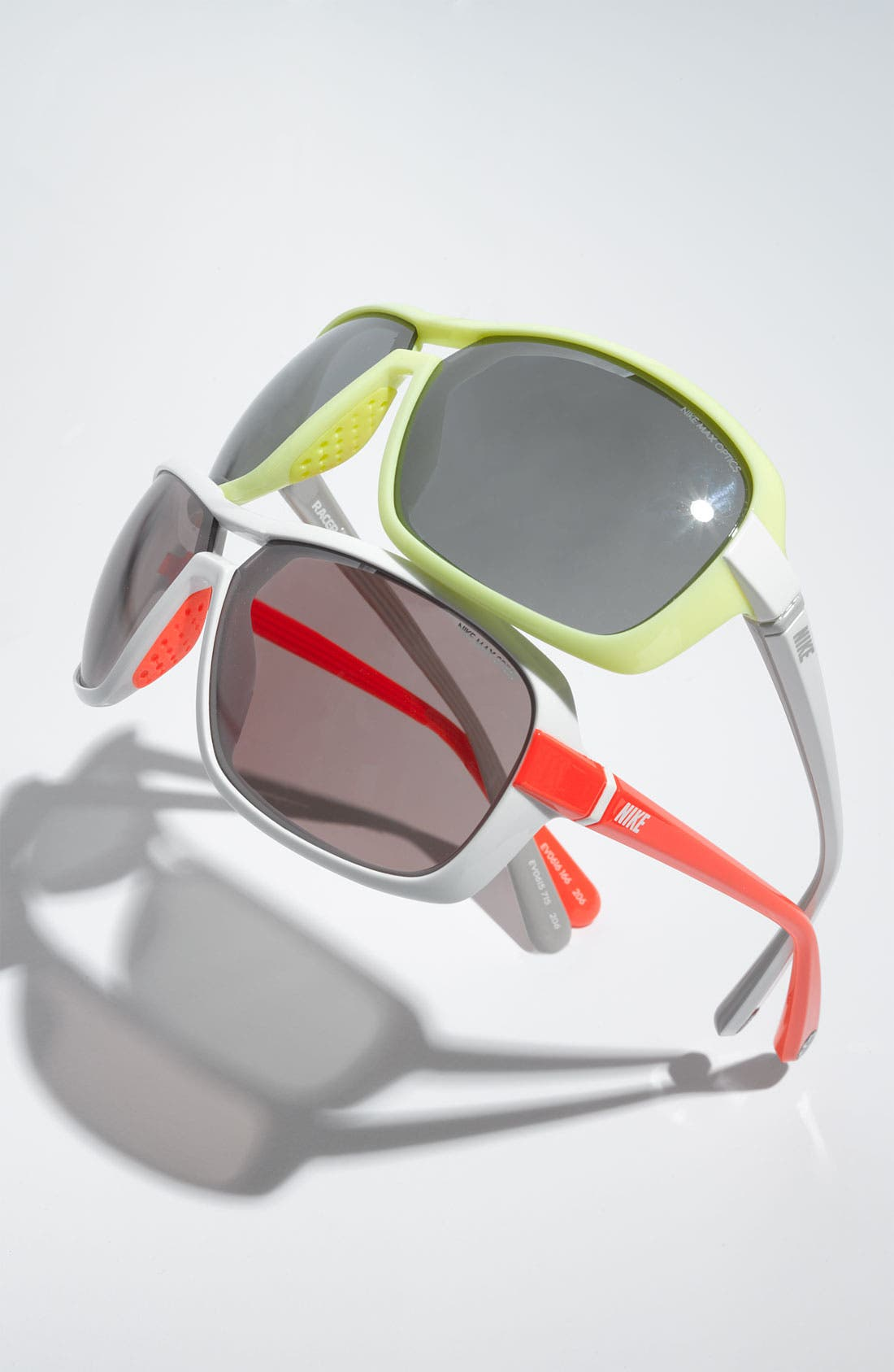 Alternate Image 2  - Nike 'Racer E' 62mm Sunglasses