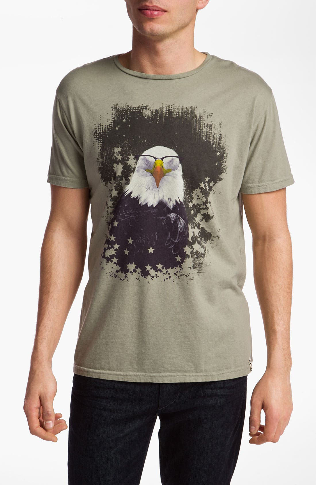 Alternate Image 1 Selected - Sub_Urban Riot 'Eagle' Graphic T-Shirt