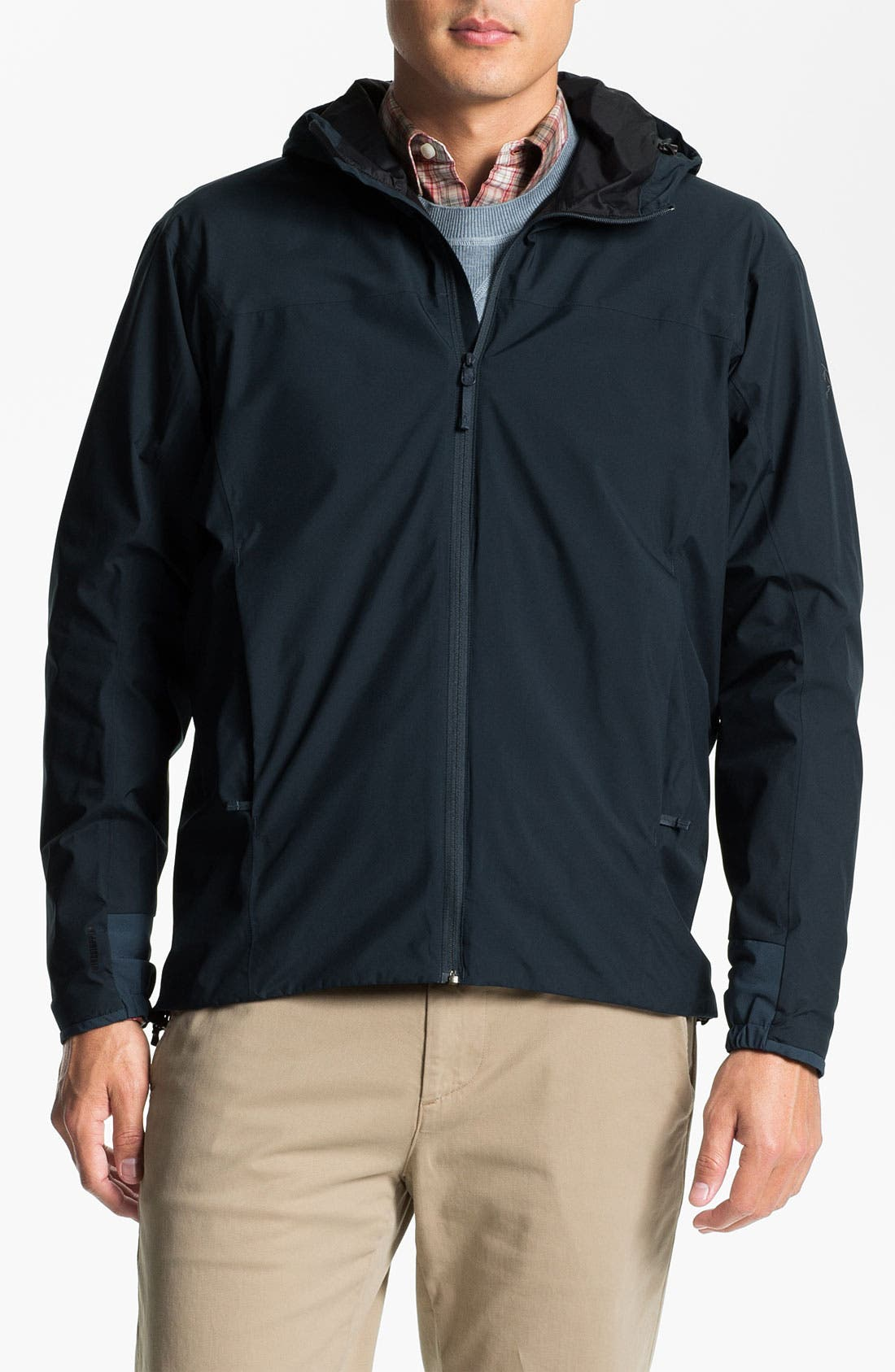 Alternate Image 1 Selected - Arc'teryx 'Solano' Windstopper® Athletic Fit Jacket
