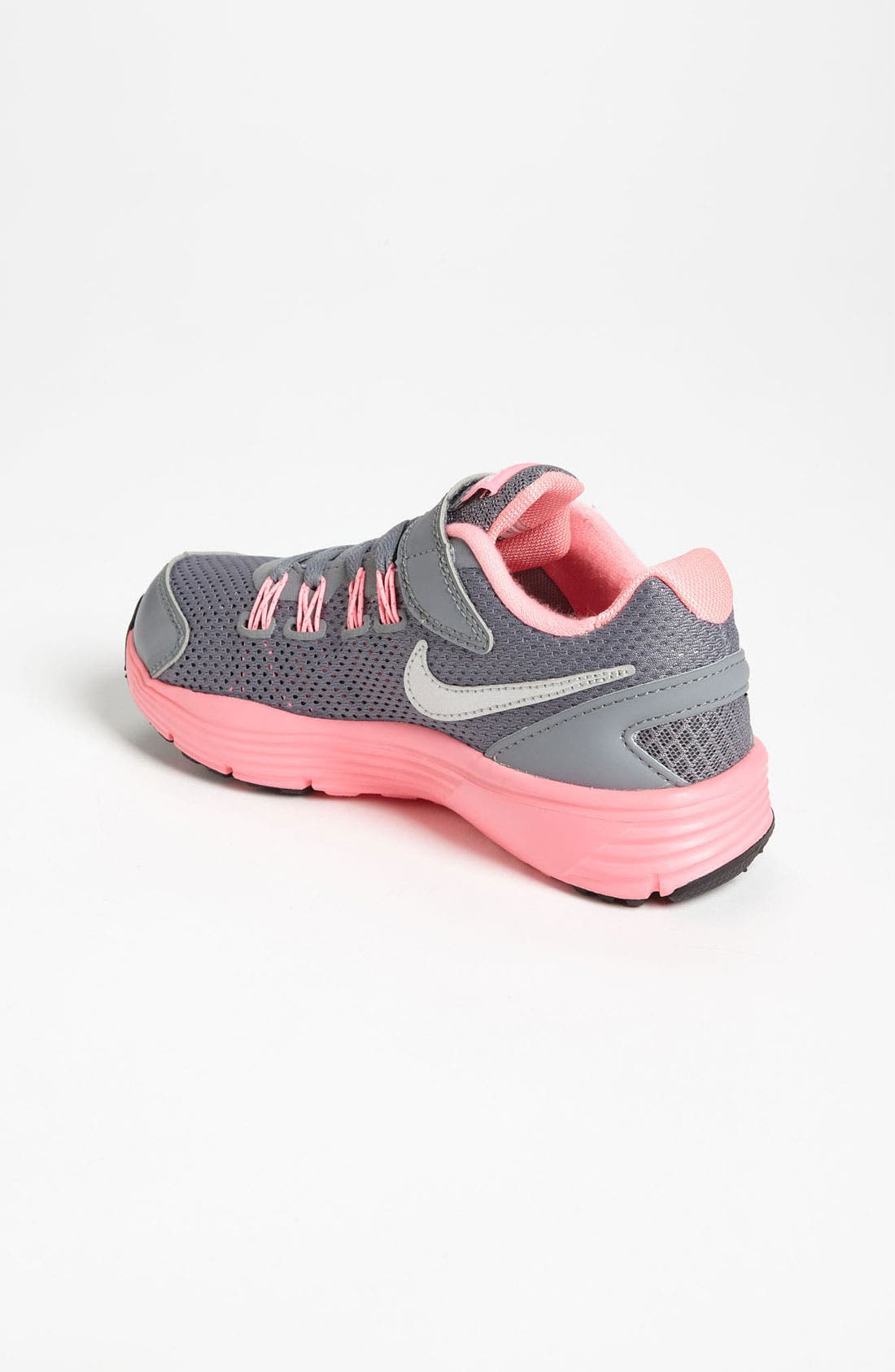Alternate Image 2  - Nike 'LunarGlide 4' Running Shoe (Baby, Walker, Toddler & Little Kid)
