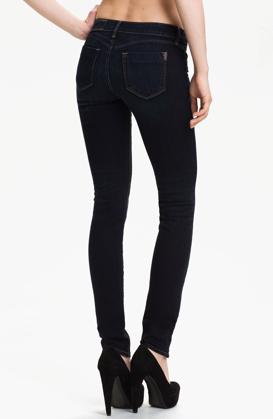 Alternate Image 2  - Siwy 'Leona' Skinny Stretch Jeans (Let Your Love Flow)