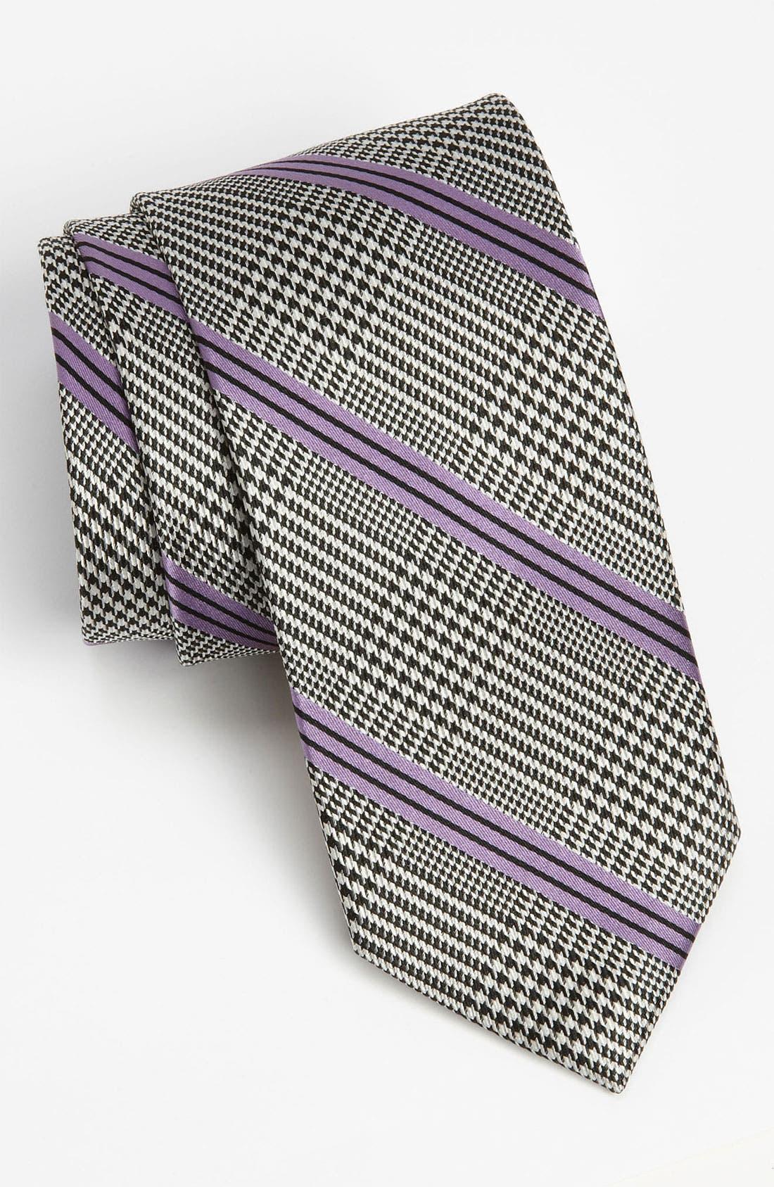 Alternate Image 1 Selected - Peter Millar Woven Silk Tie