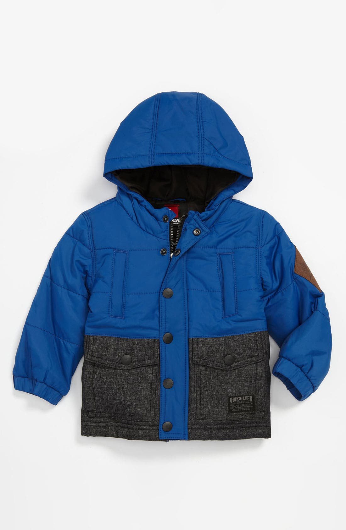 Alternate Image 1 Selected - Quiksilver 'Side Swipe' Jacket (Infant)