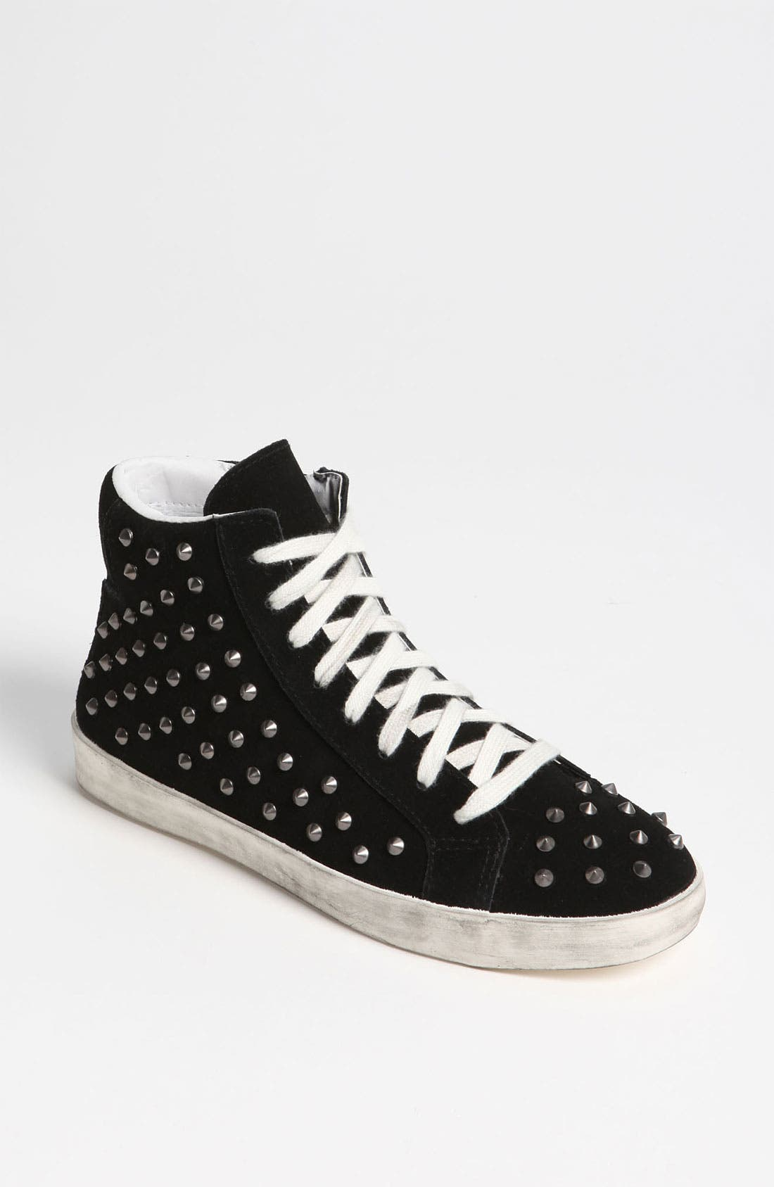 Alternate Image 1 Selected - Steve Madden 'Twynkle' Studded Sneaker