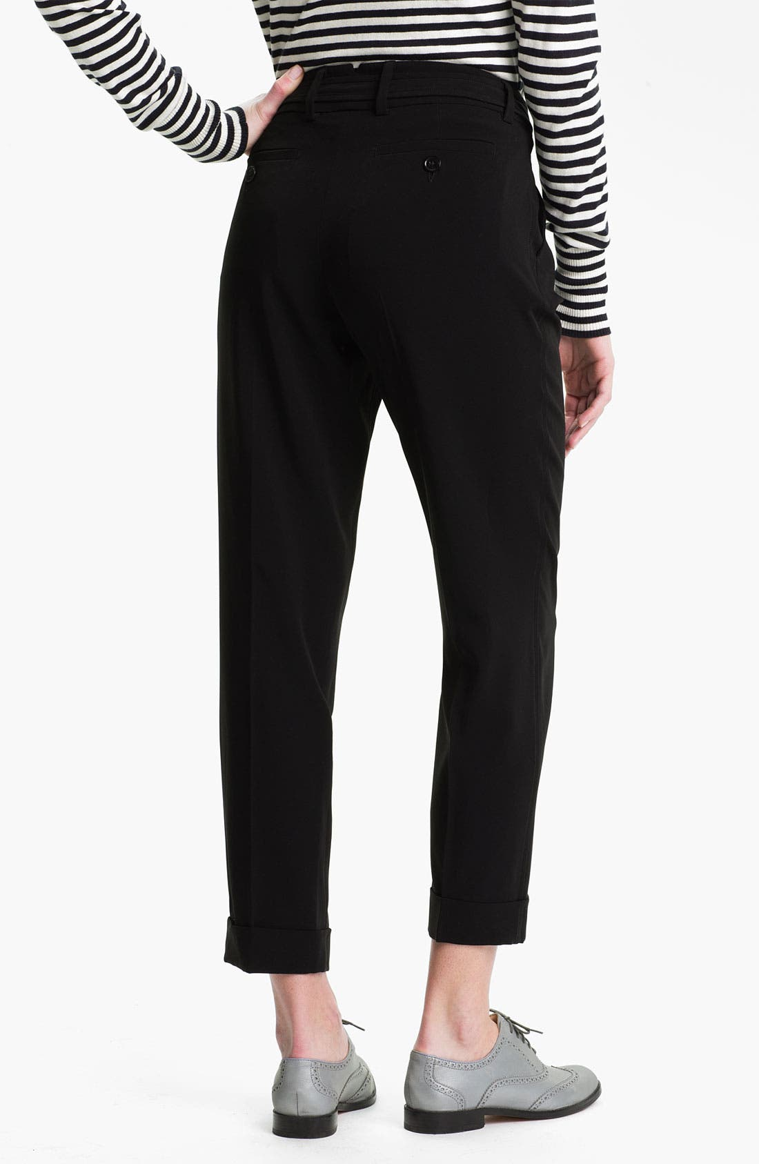 Alternate Image 2  - Weekend Max Mara 'Gerona' Slim Ankle Pants