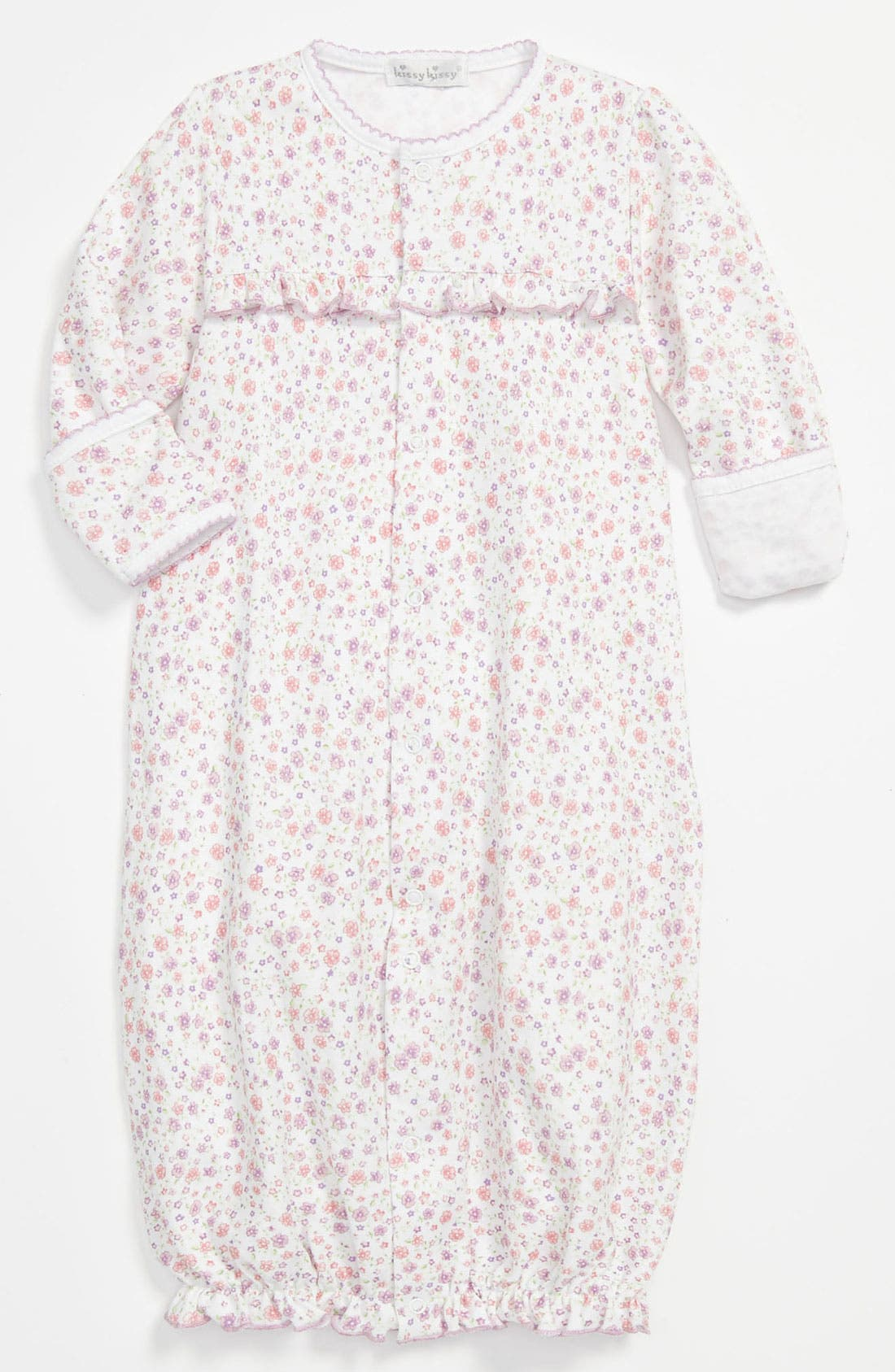 Main Image - Kissy Kissy Convertible Gown (Infant)