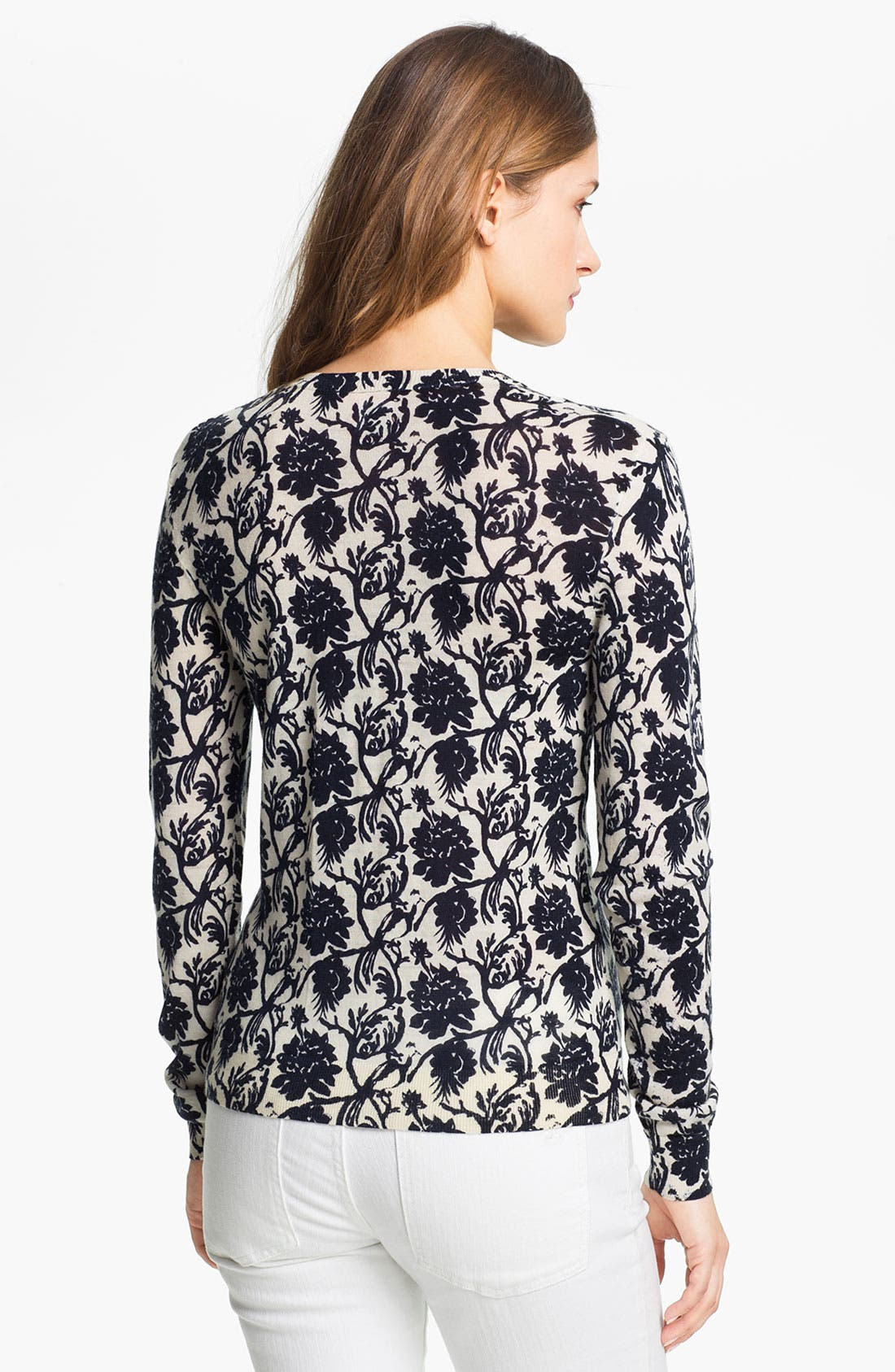 Alternate Image 2  - Tory Burch 'Oleander' Cardigan
