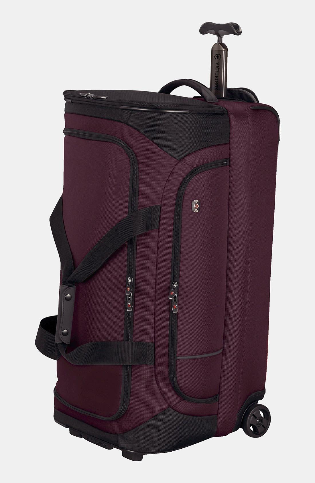 Alternate Image 1 Selected - Victorinox Swiss Army® 'Werks - Traveler' Rolling Duffel Bag (31 Inch)