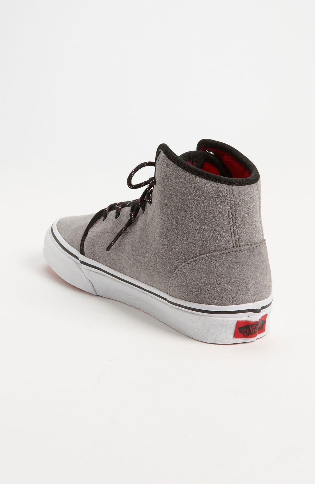 Alternate Image 2  - Vans '106 - Hi' Sneaker (Toddler, Little Kid & Big Kid)