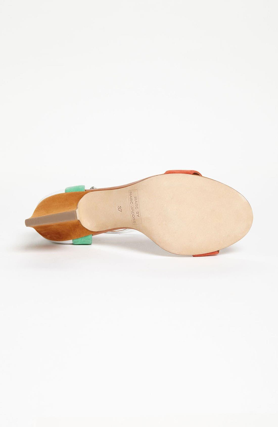 Alternate Image 4  - MARC BY MARC JACOBS 'Color Weave' Sandal