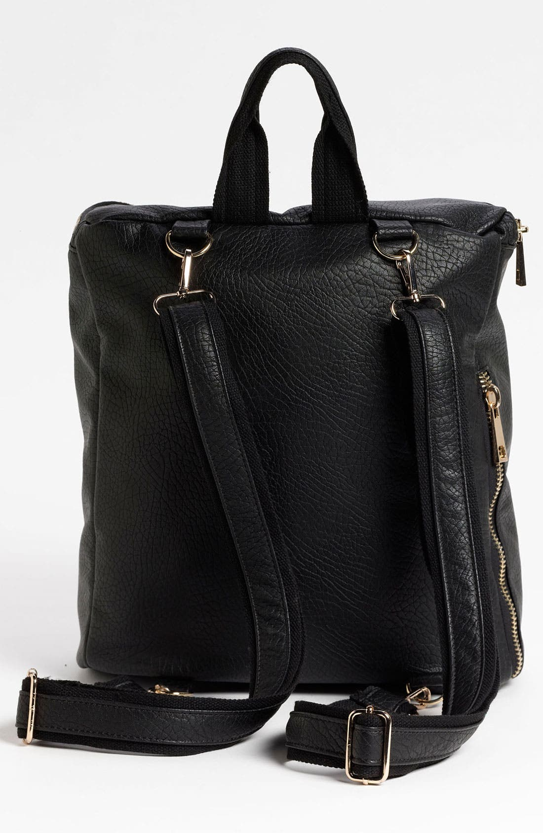 Alternate Image 4  - BP. Studded Faux Leather Backpack