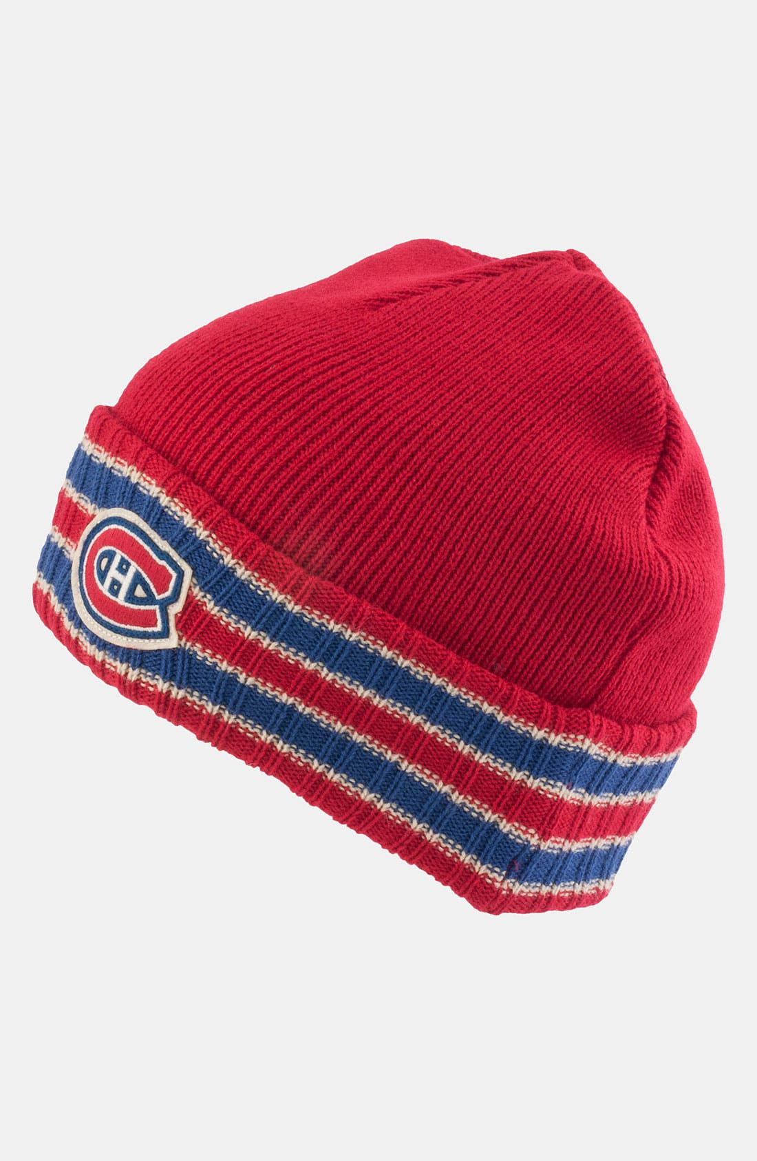 Main Image - American Needle 'Montreal Canadiens - Slash' Knit Hat