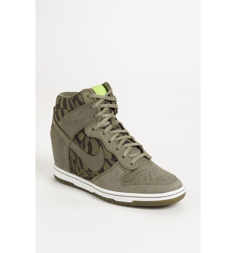 Nike 'Dunk Sky High Liberty' Hidden Wedge Sneaker (Women ...