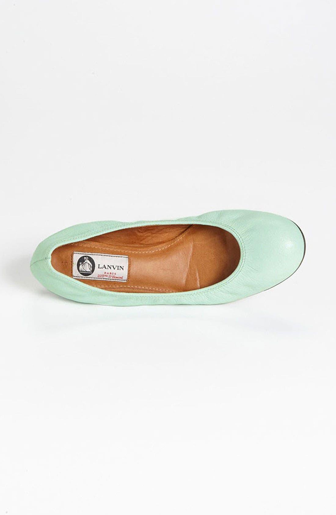 Alternate Image 3  - Lanvin Ballerina Flat