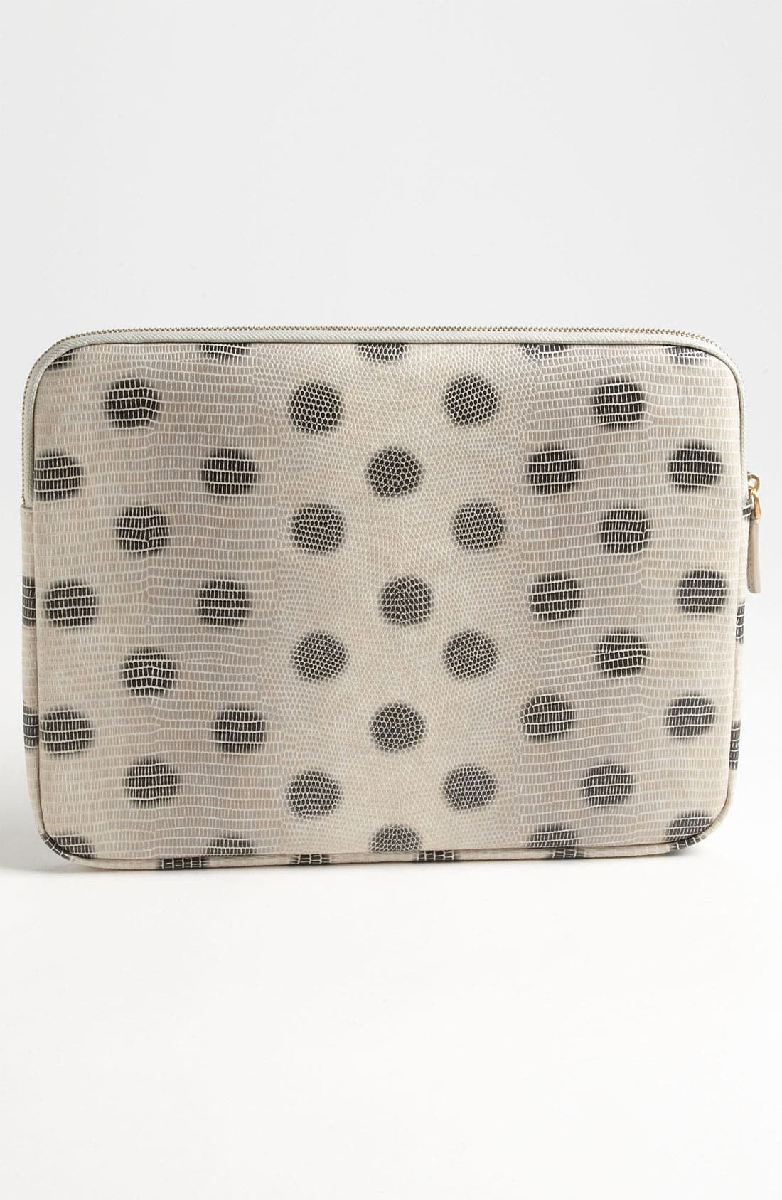 Alternate Image 4  - MARC BY MARC JACOBS 'Take Me - Lizzie Dots' Embossed Computer Sleeve (13 Inch)