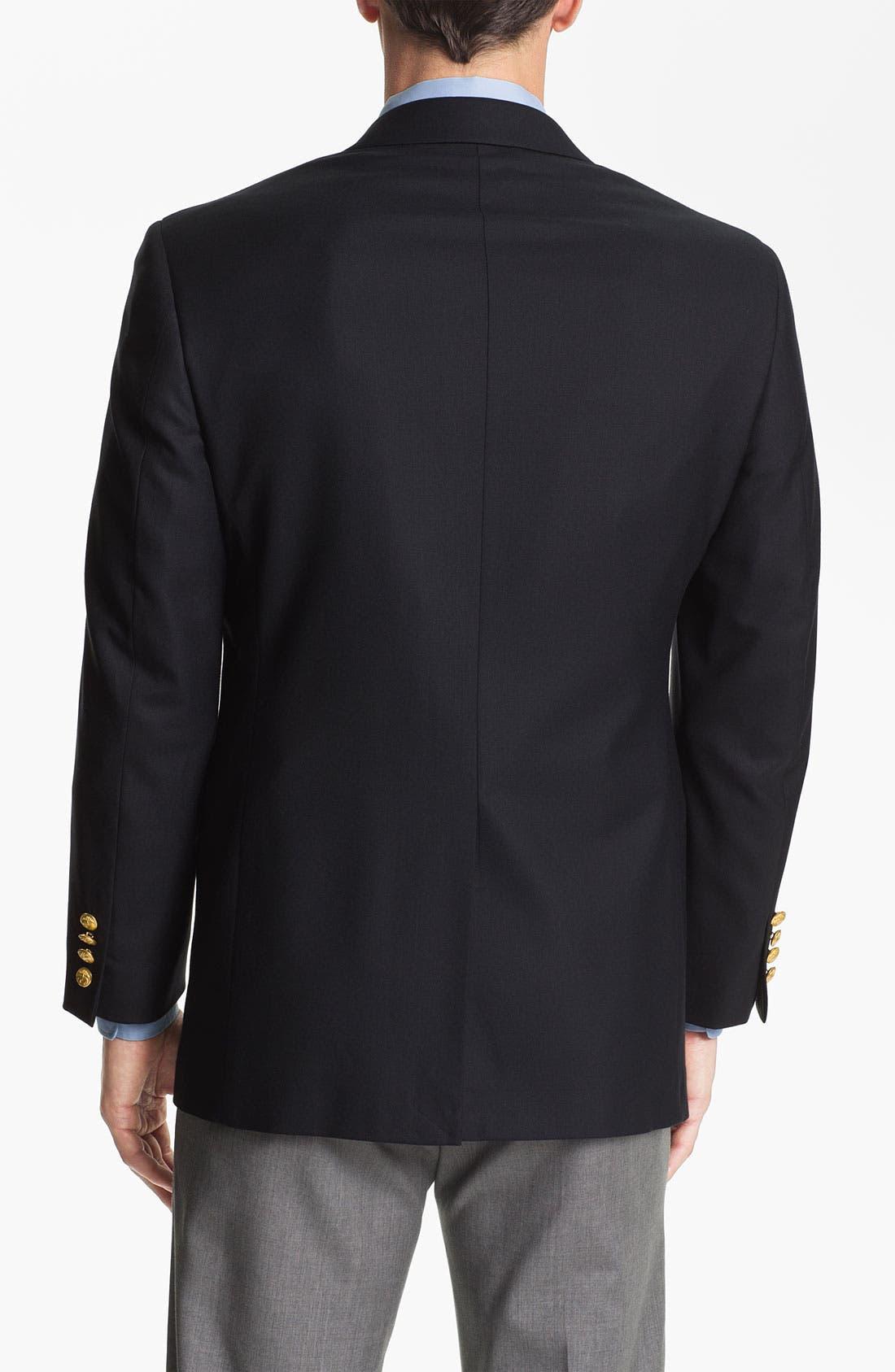 Alternate Image 2  - Brooks Brothers 'Madison' Blazer