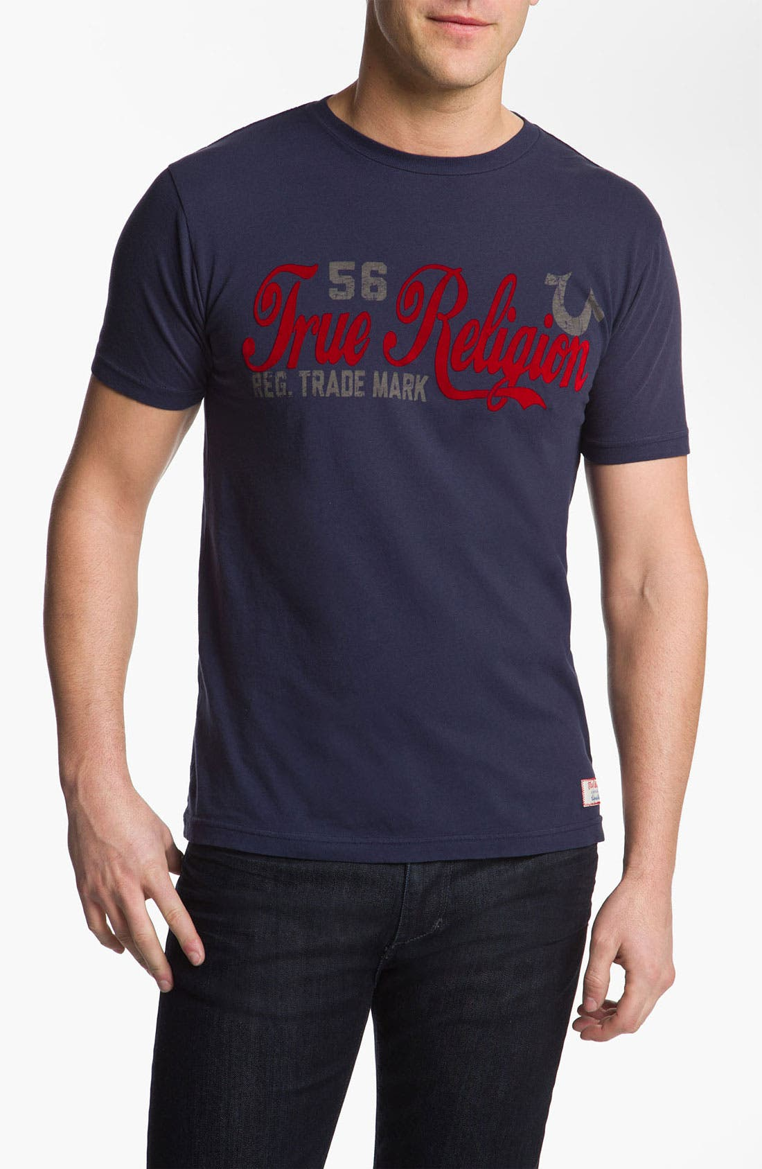 Alternate Image 1 Selected - True Religion Brand Jeans 'Soda Pop' T-Shirt