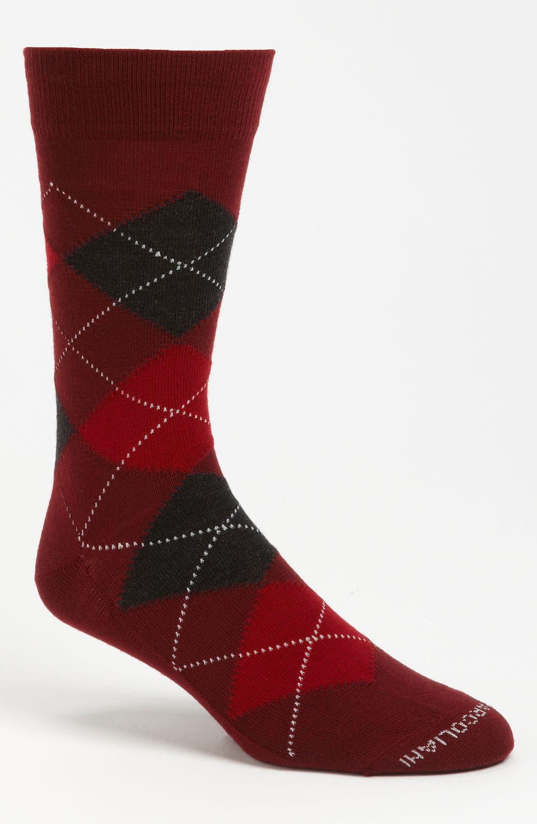 Alternate Image 1 Selected - Marcoliani Argyle Socks