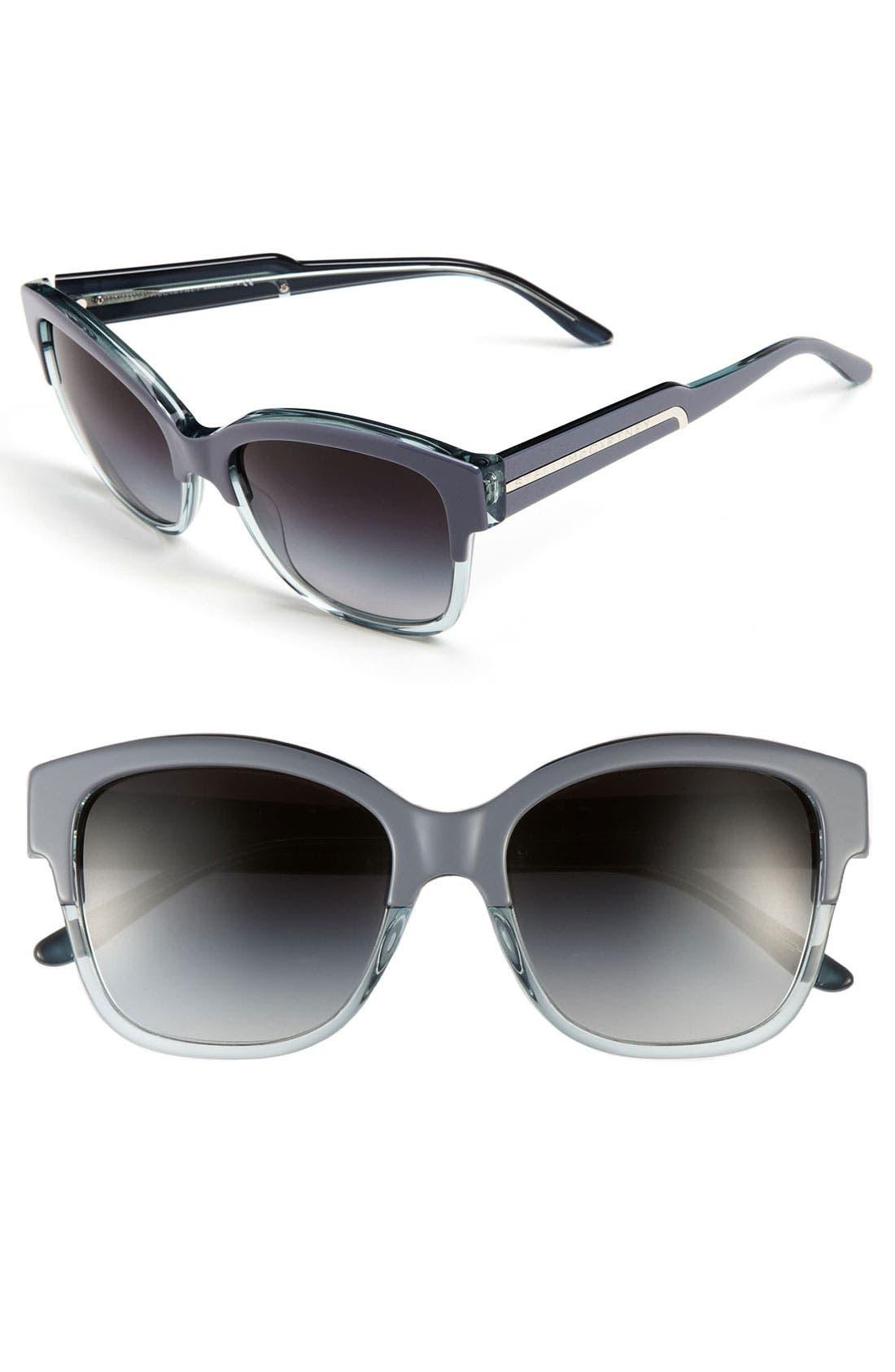 Main Image - Stella McCartney 55mm Retro Sunglasses