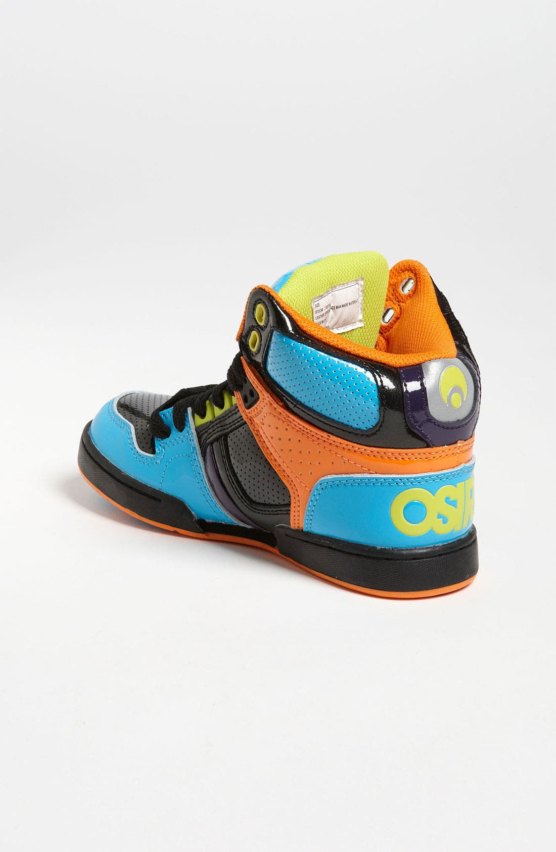 Alternate Image 2  - Osiris 'NYC 83' Skate Shoe (Big Kid)