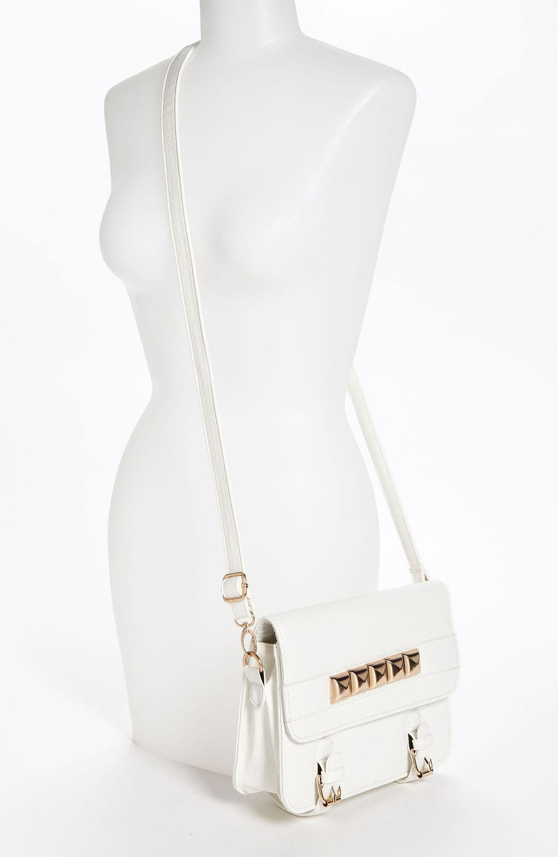 Alternate Image 2  - Top Choice Studded Crossbody Bag