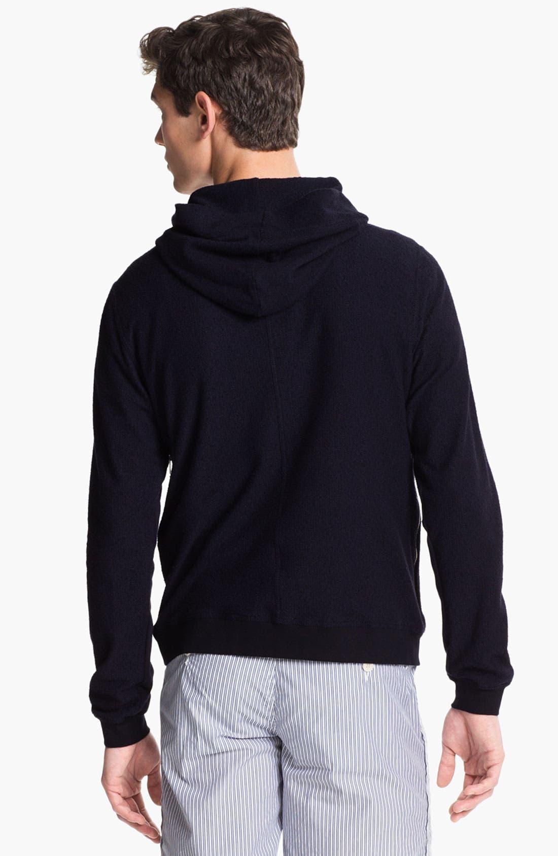 Alternate Image 2  - U Clothing 'Kirby' Zip Hoodie