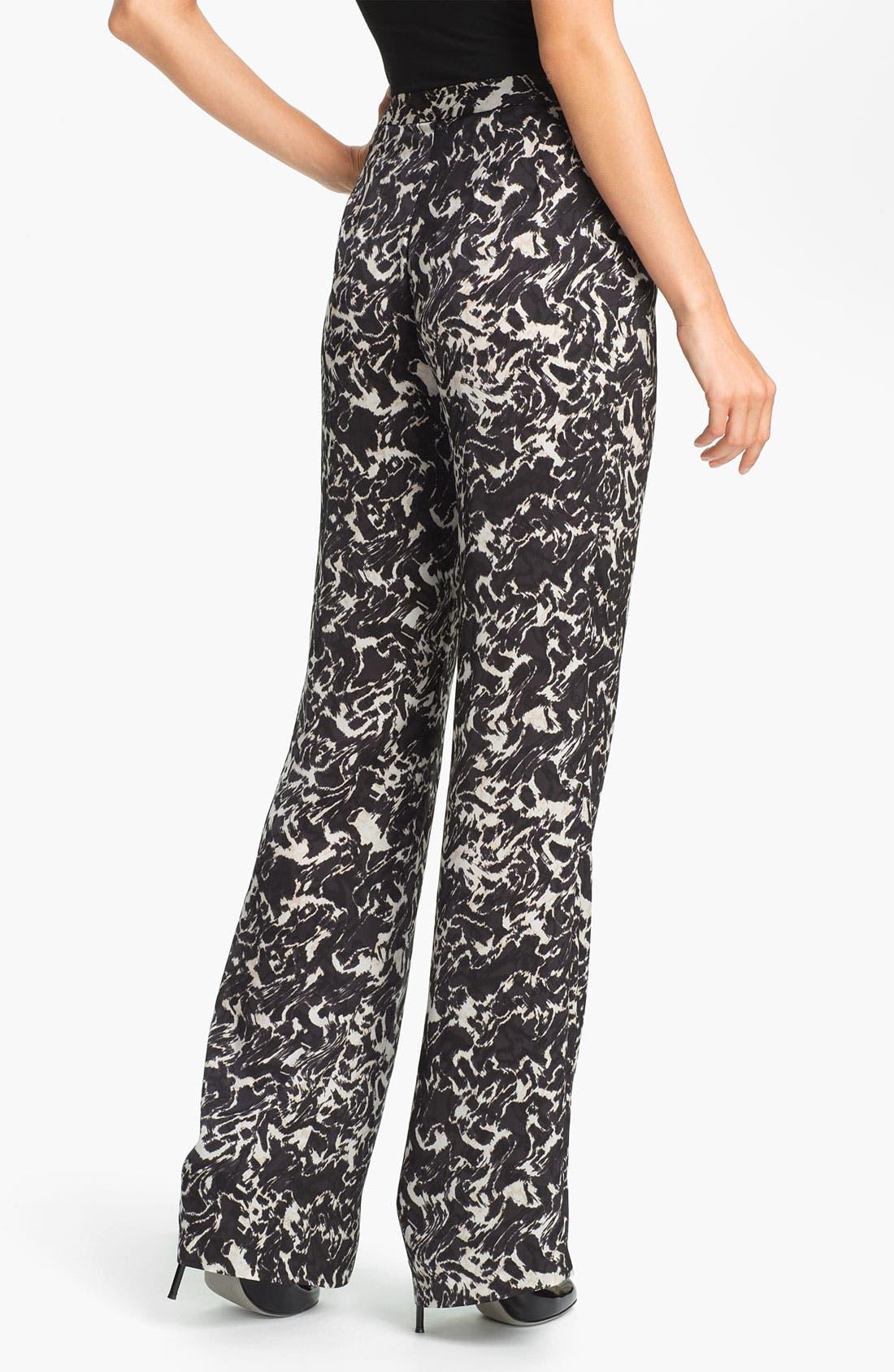 Alternate Image 2  - DKNYC 'Ambiance' Satin Pants