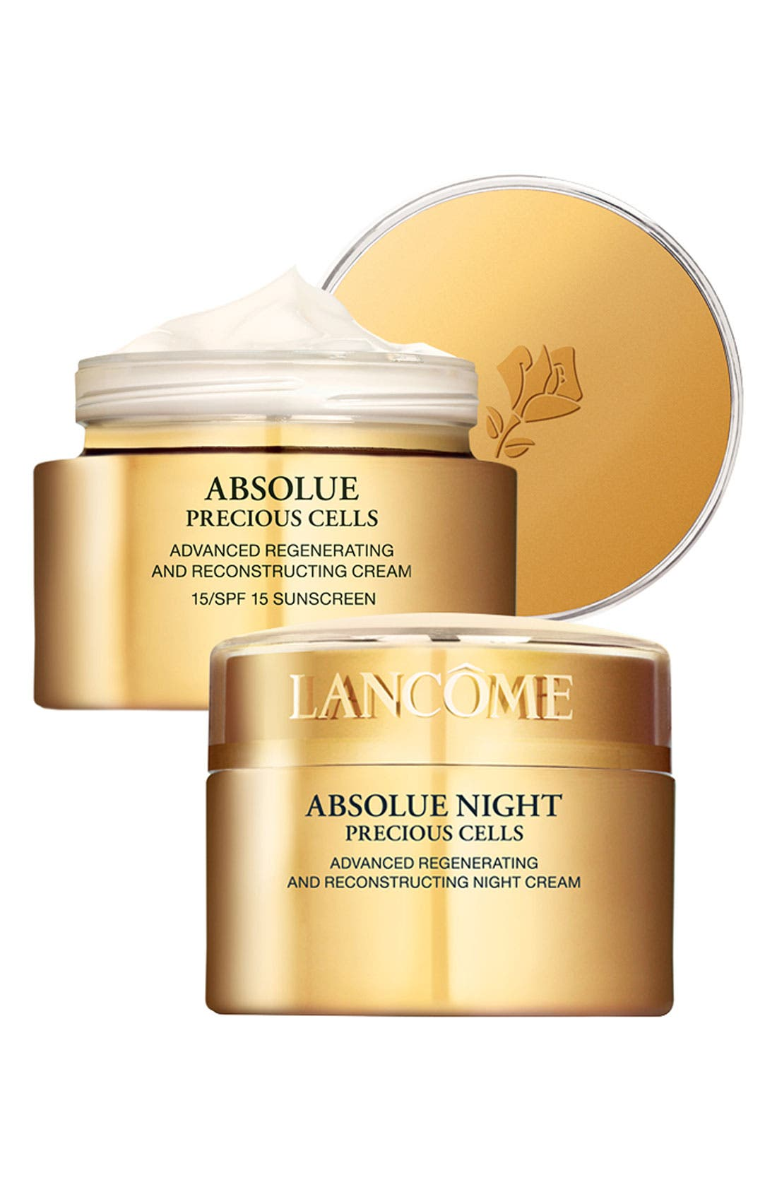 Alternate Image 1 Selected - Lancôme 'Absolue Precious Cells' Cream Duo ($340 Value)