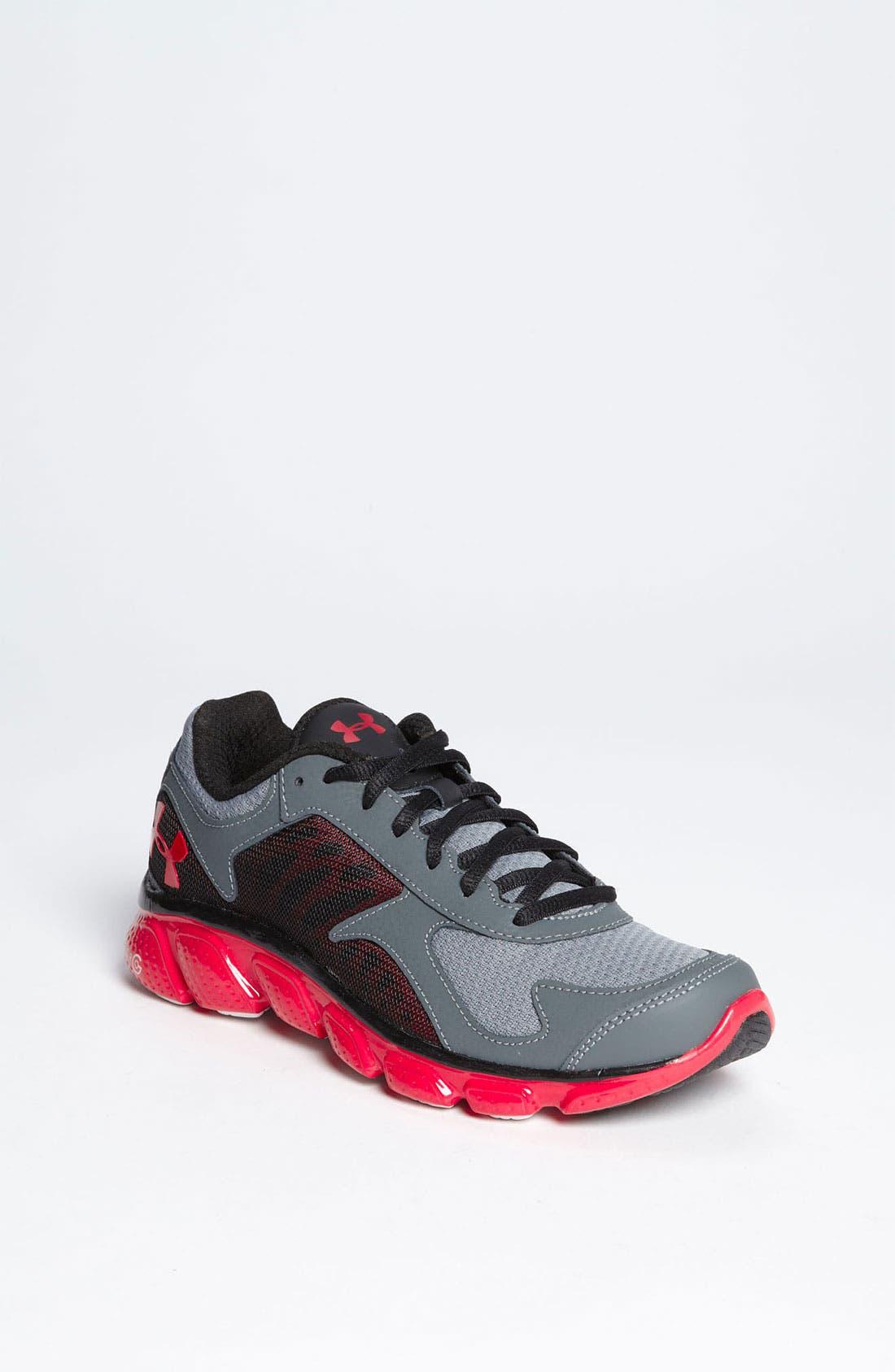 Alternate Image 1 Selected - Under Armour 'Micro G® Skulpt' Sneaker (Toddler, Little Kid & Big Kid)