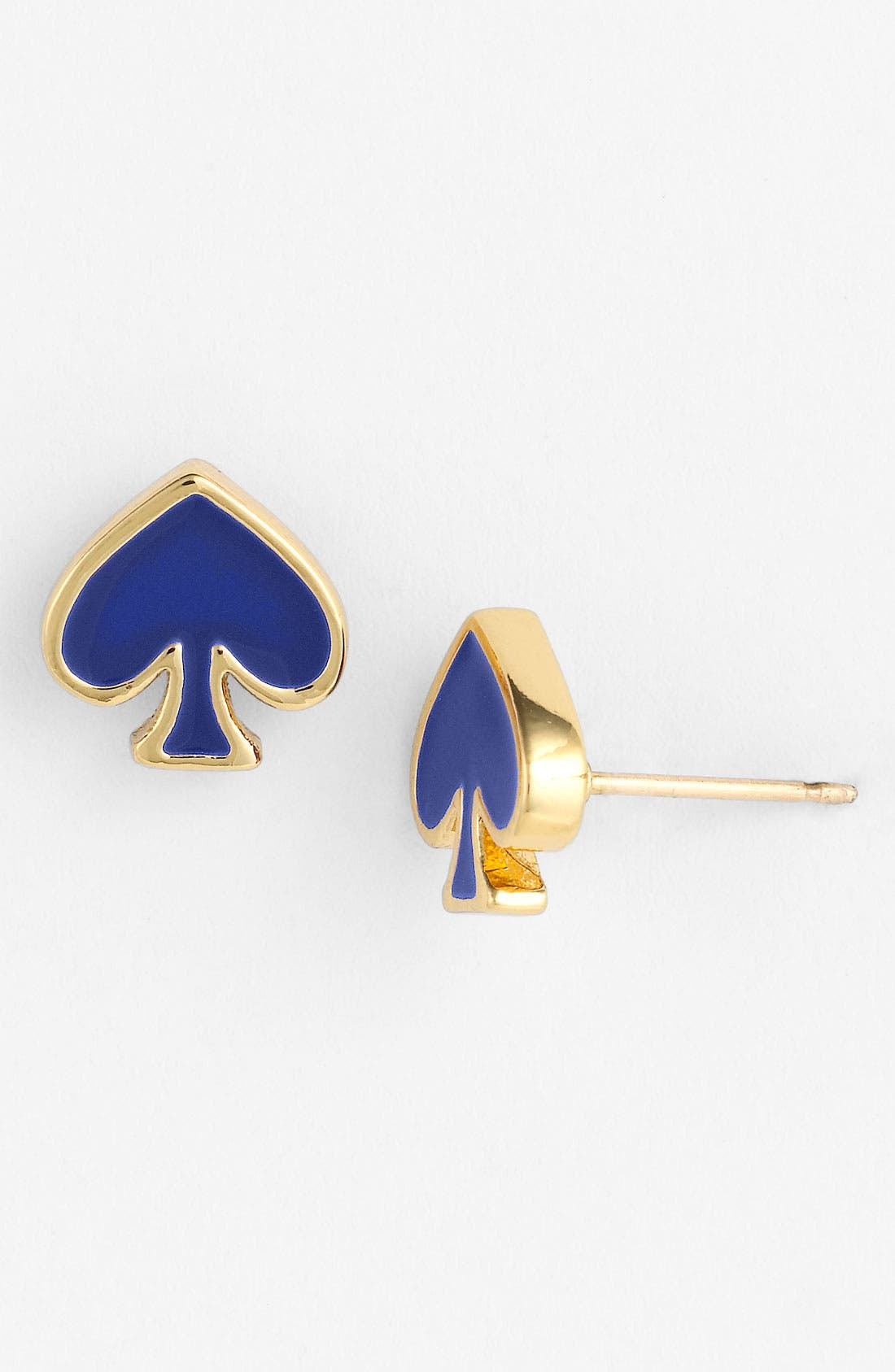 Alternate Image 1 Selected - kate spade new york 'spade to spade' mini stud earrings